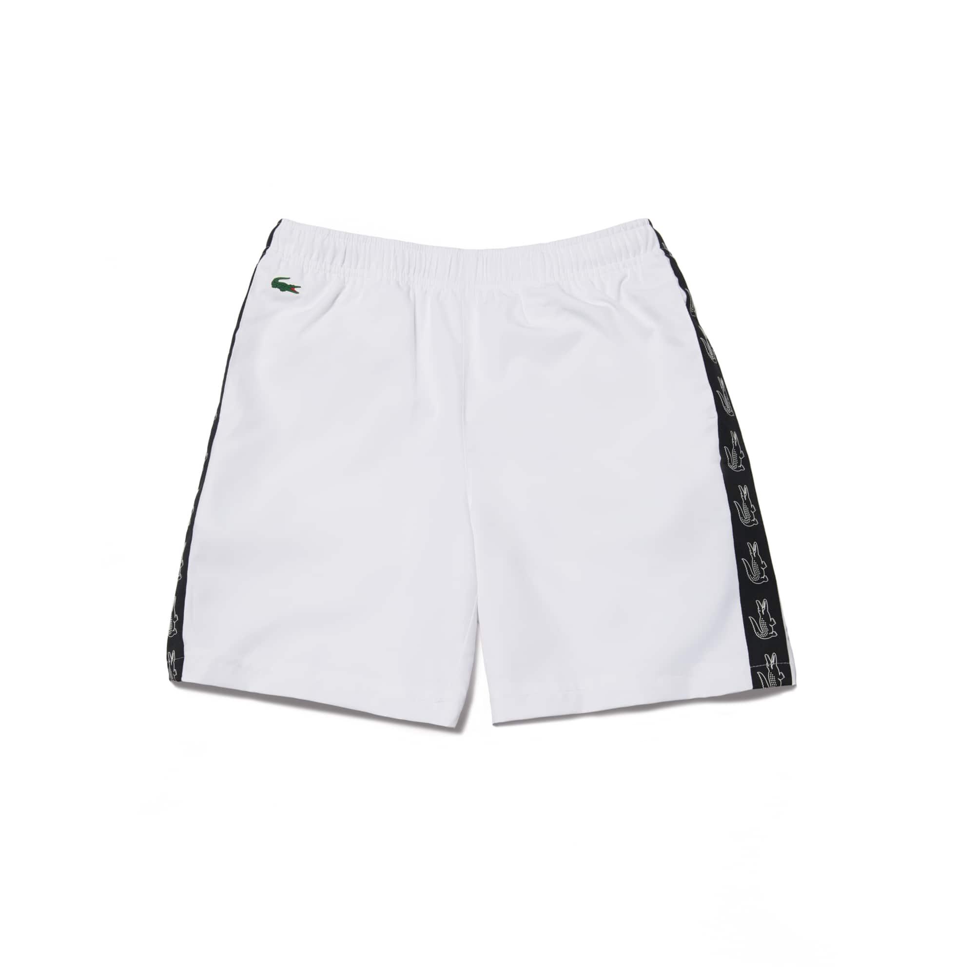 3134e0c81f + 3 couleurs · Short Garçon Tennis Lacoste SPORT avec bande imprimée  crocodiles. 44,00 € - 63 ...