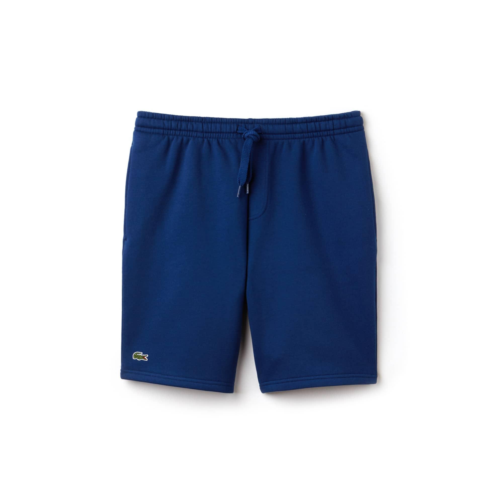Short Tennis Lacoste SPORT en molleton uni