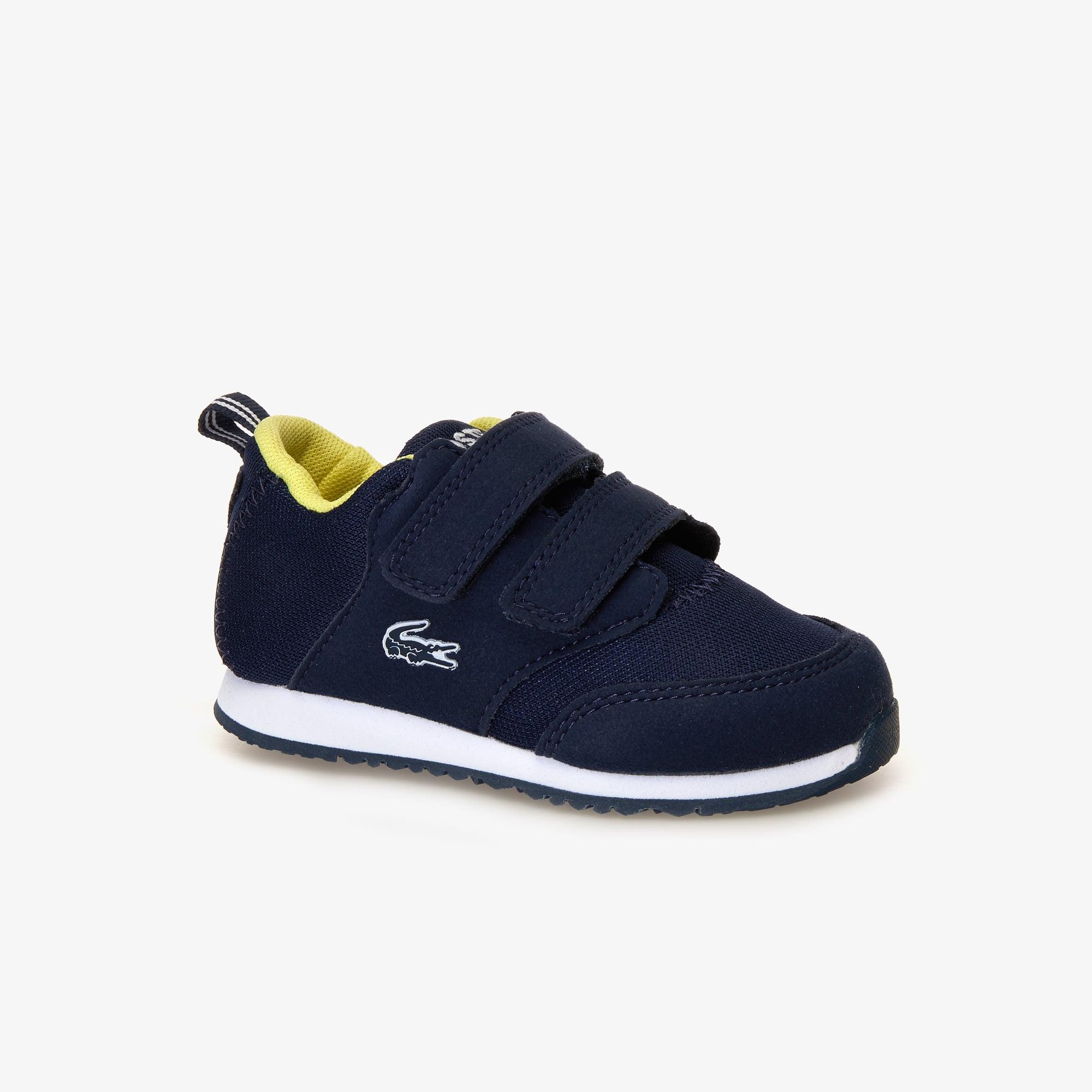 18c298c8c9 Sneakers L.ight bébé en textile et synthétique