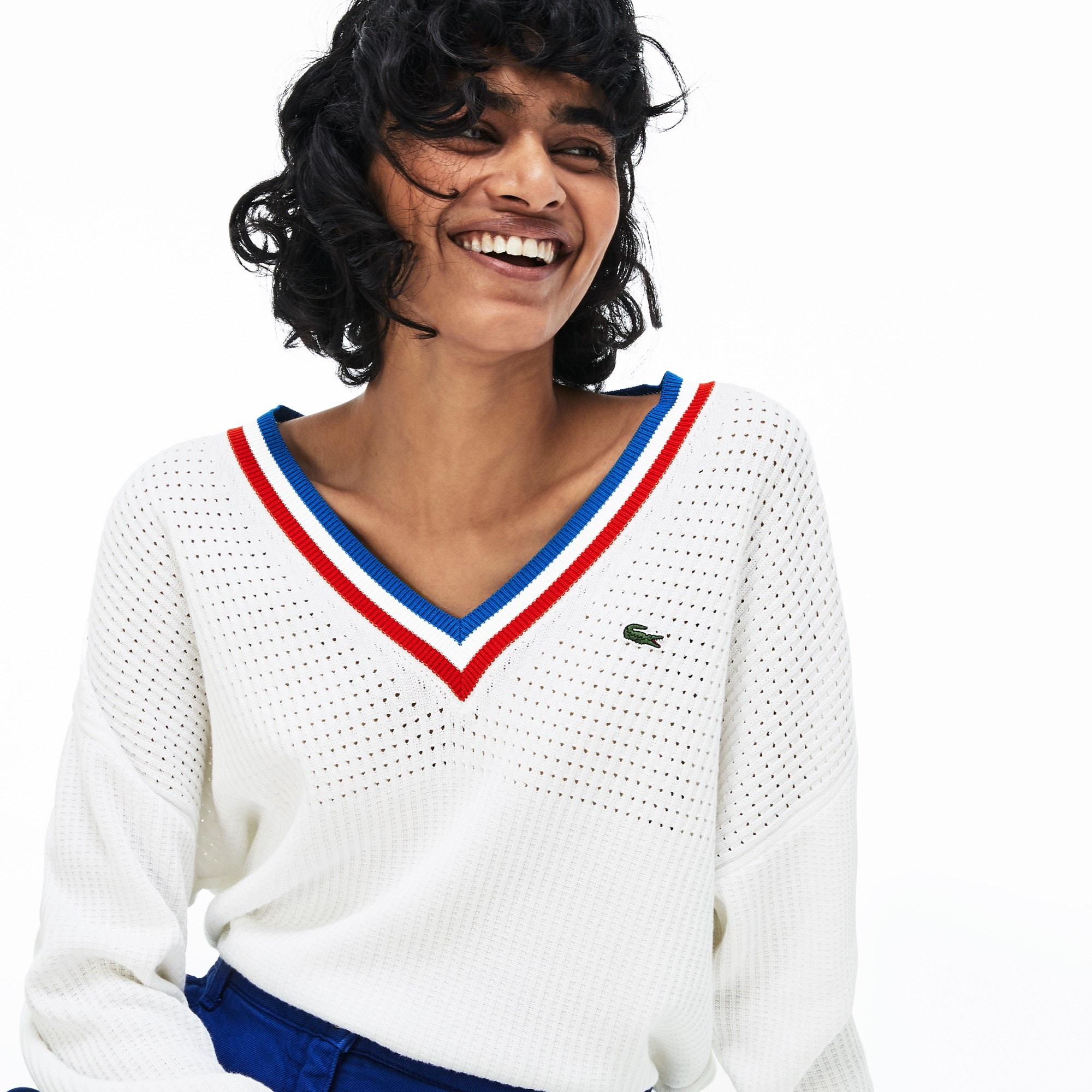 f0b89c0e36 Sweatshirt à capuche unisexe Lacoste LIVE en coton. 120,00 €. + 1 couleur