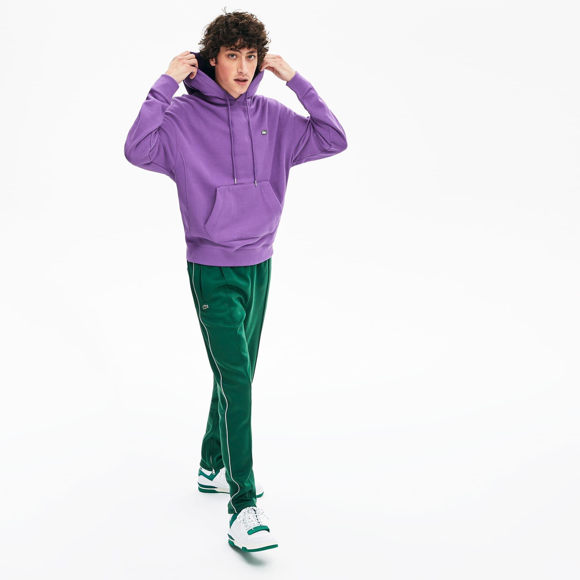 ecd2742284456 + 1 couleur. Nouveauté. Sweatshirt unisexe à capuche Lacoste LIVE avec  poche kangourou. 120 ...