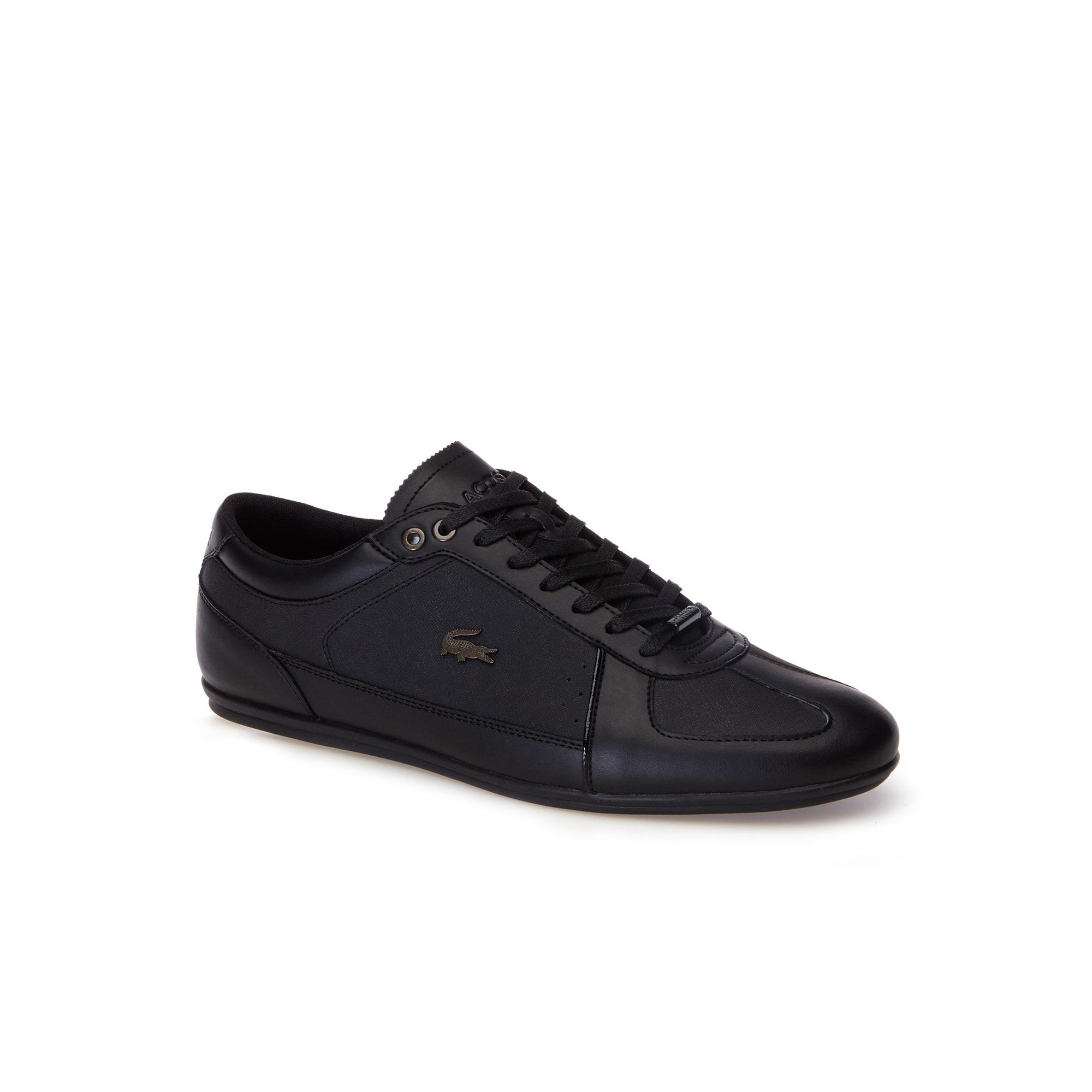 Sneakers Evara homme en cuir