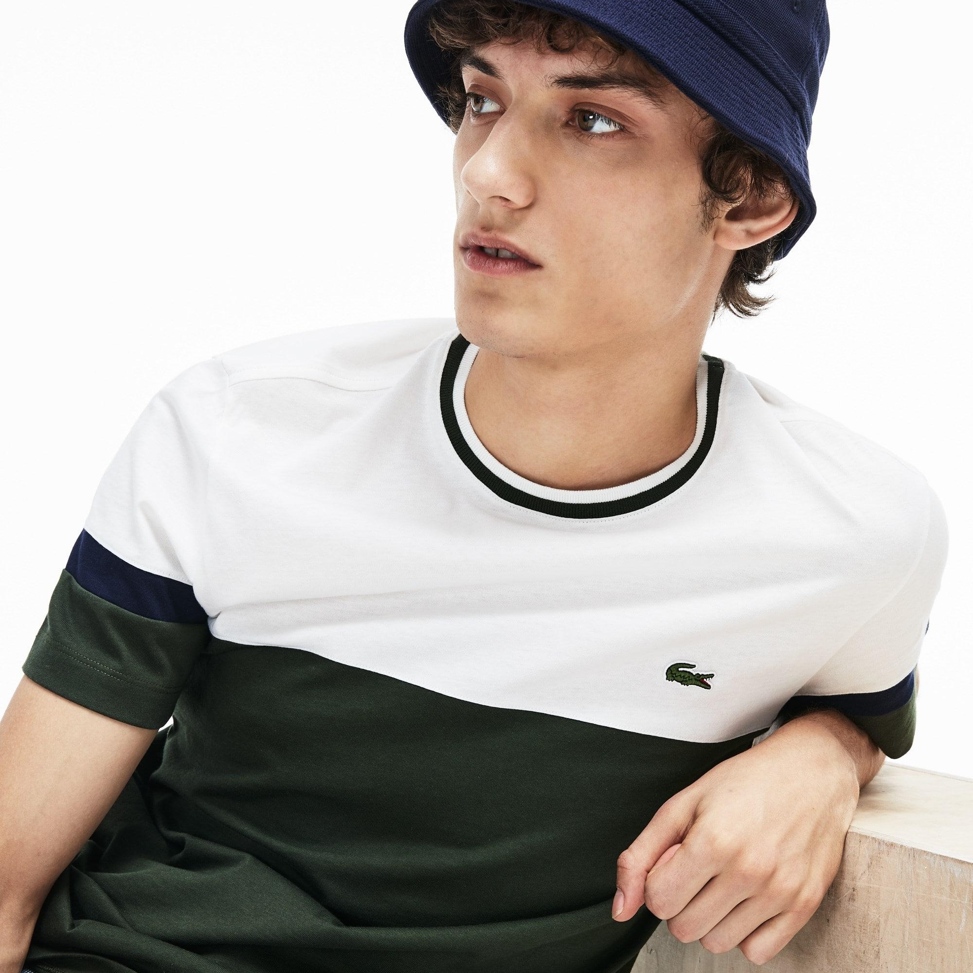 e60a053e5c T-Shirts | Vêtements Homme | LACOSTE
