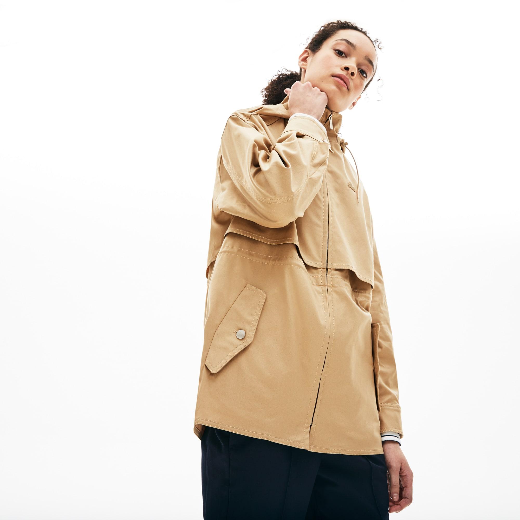 eead9e00ea Manteaux & Blousons | Vêtements Femme | LACOSTE
