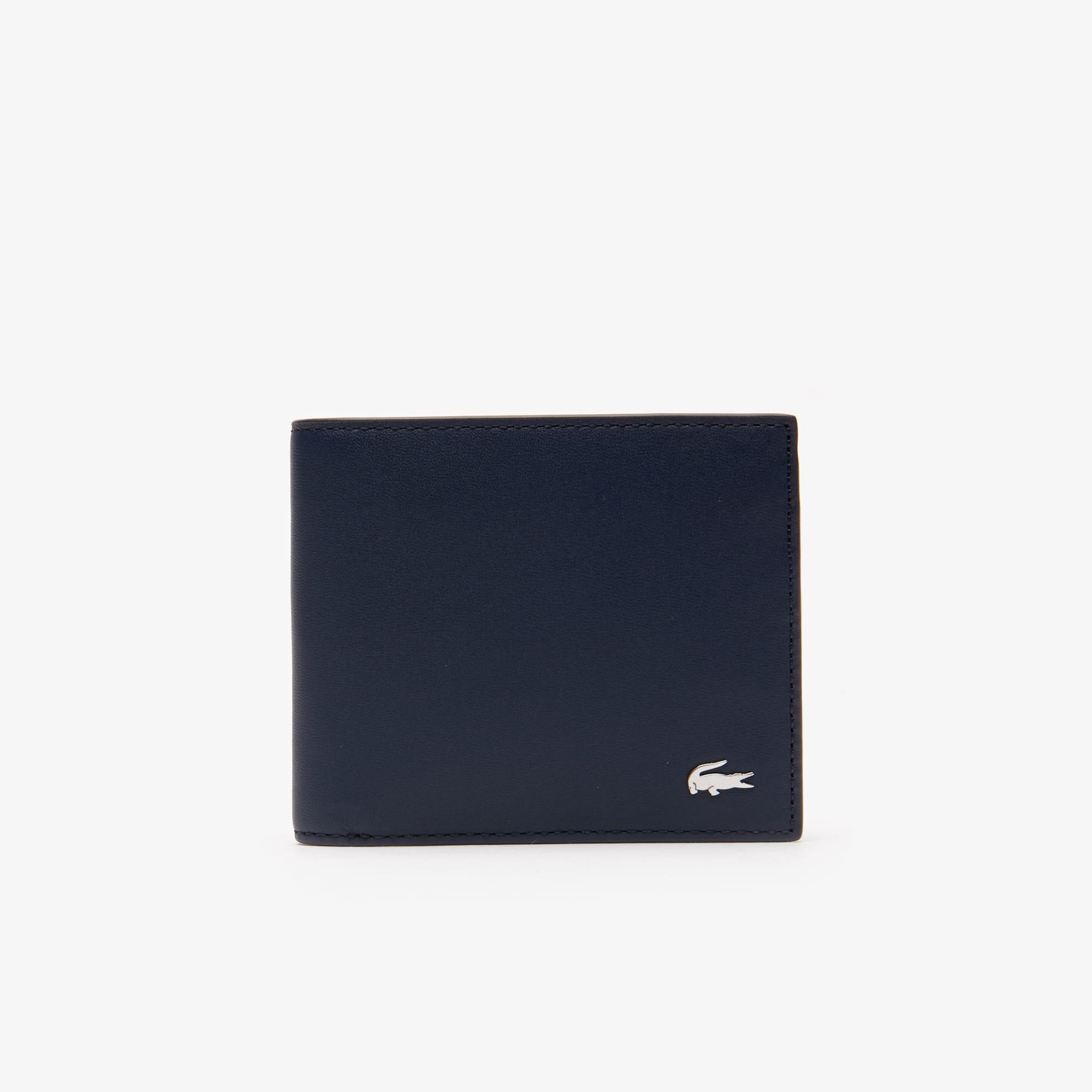 Portefeuille Fitzgerald en cuir color-block 3 cartes 601c38d655f