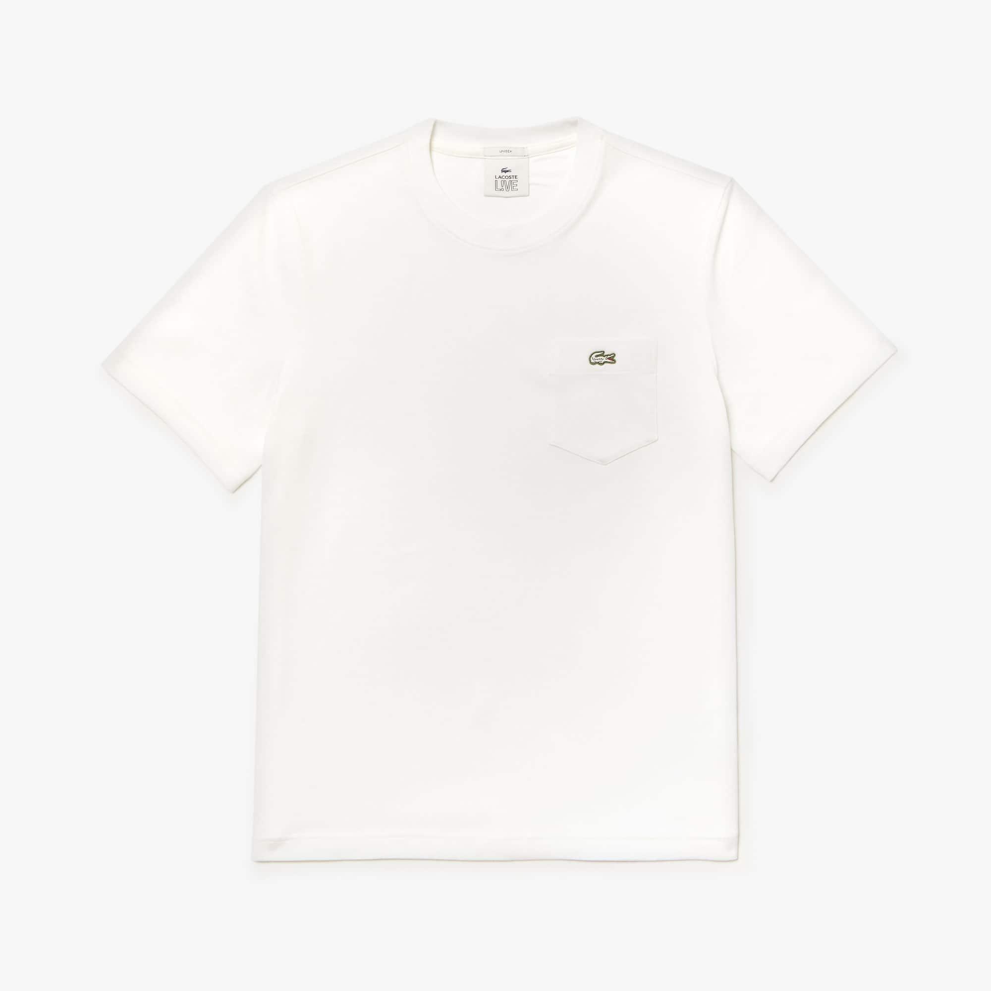 T Shirt homme en coton uni, rayé ou imprimé