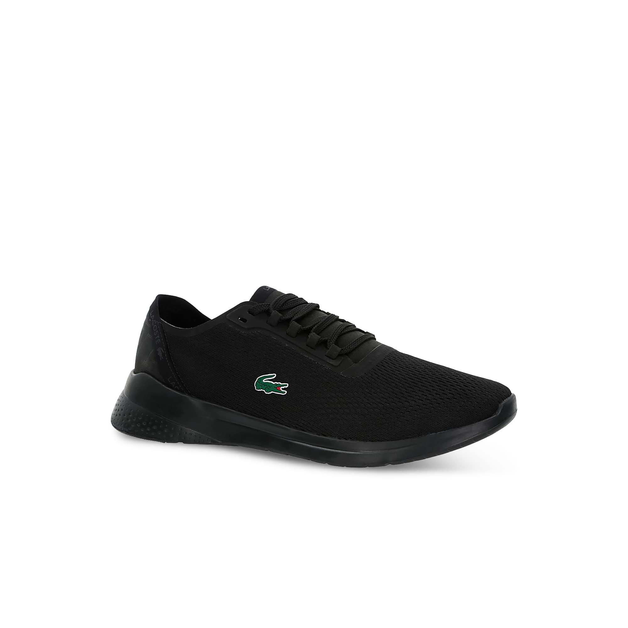 37efa716147 Sneakers LT Fit homme en textile avec crocodile ton sur ton