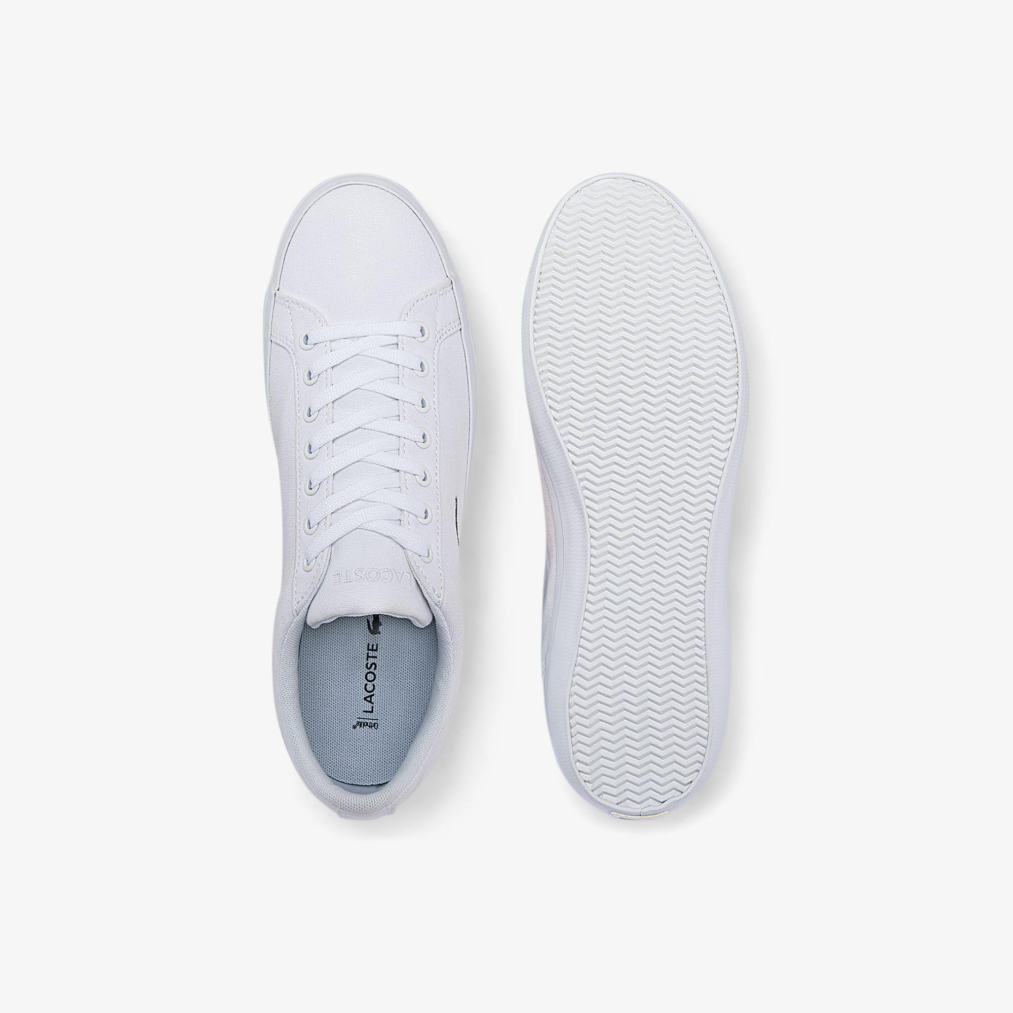 Sneakers Lerond Sneakers En ToileLacoste Homme ToileLacoste En Lerond Homme uFKclT13J
