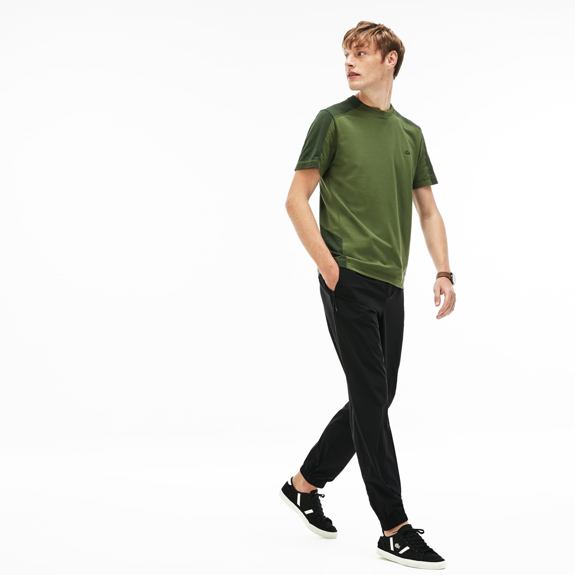 d6dba72a90 Pantalon chino relax fit Lacoste Motion ultra léger et déperlant