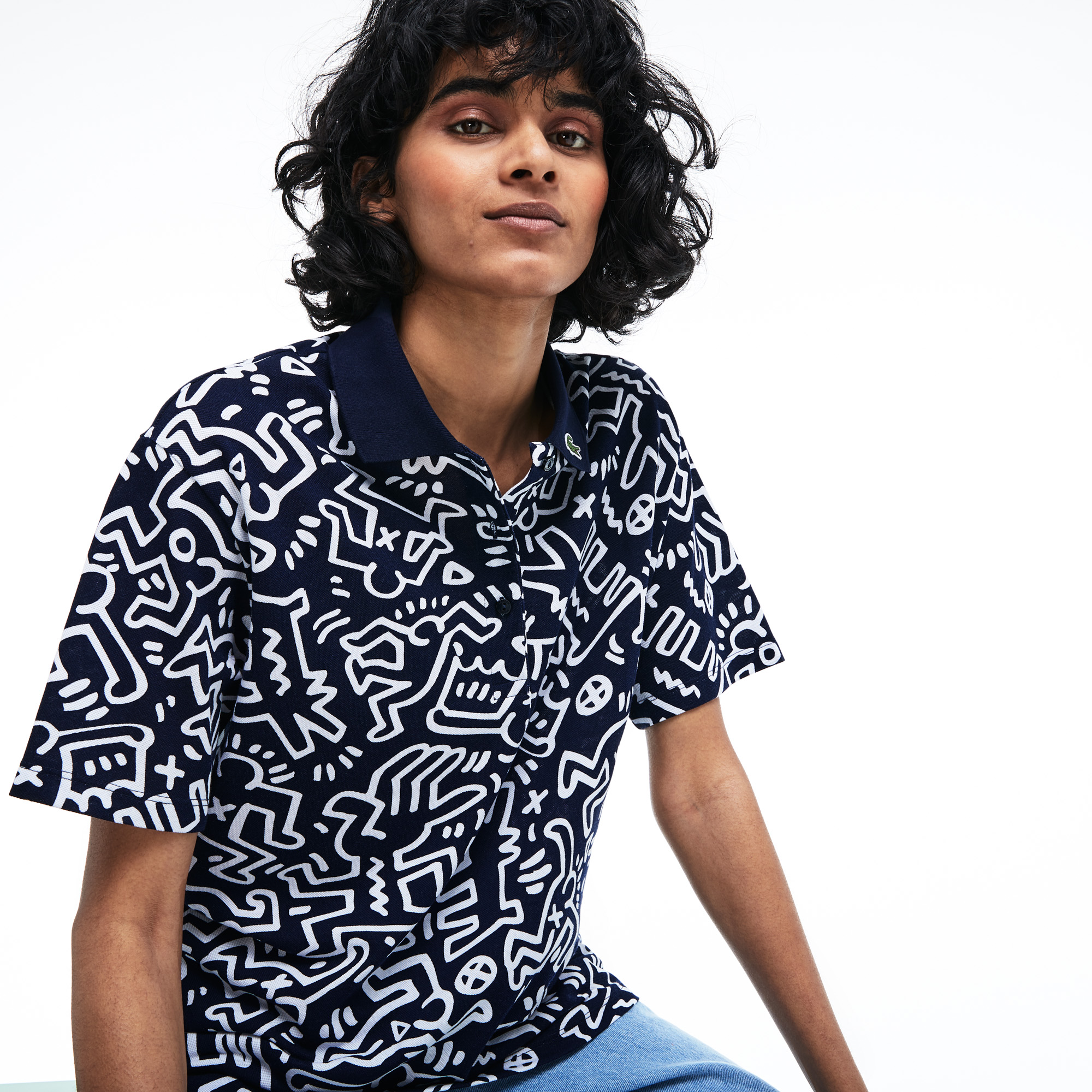 d6bd7b0123 Lacoste X Keith Haring | LACOSTE