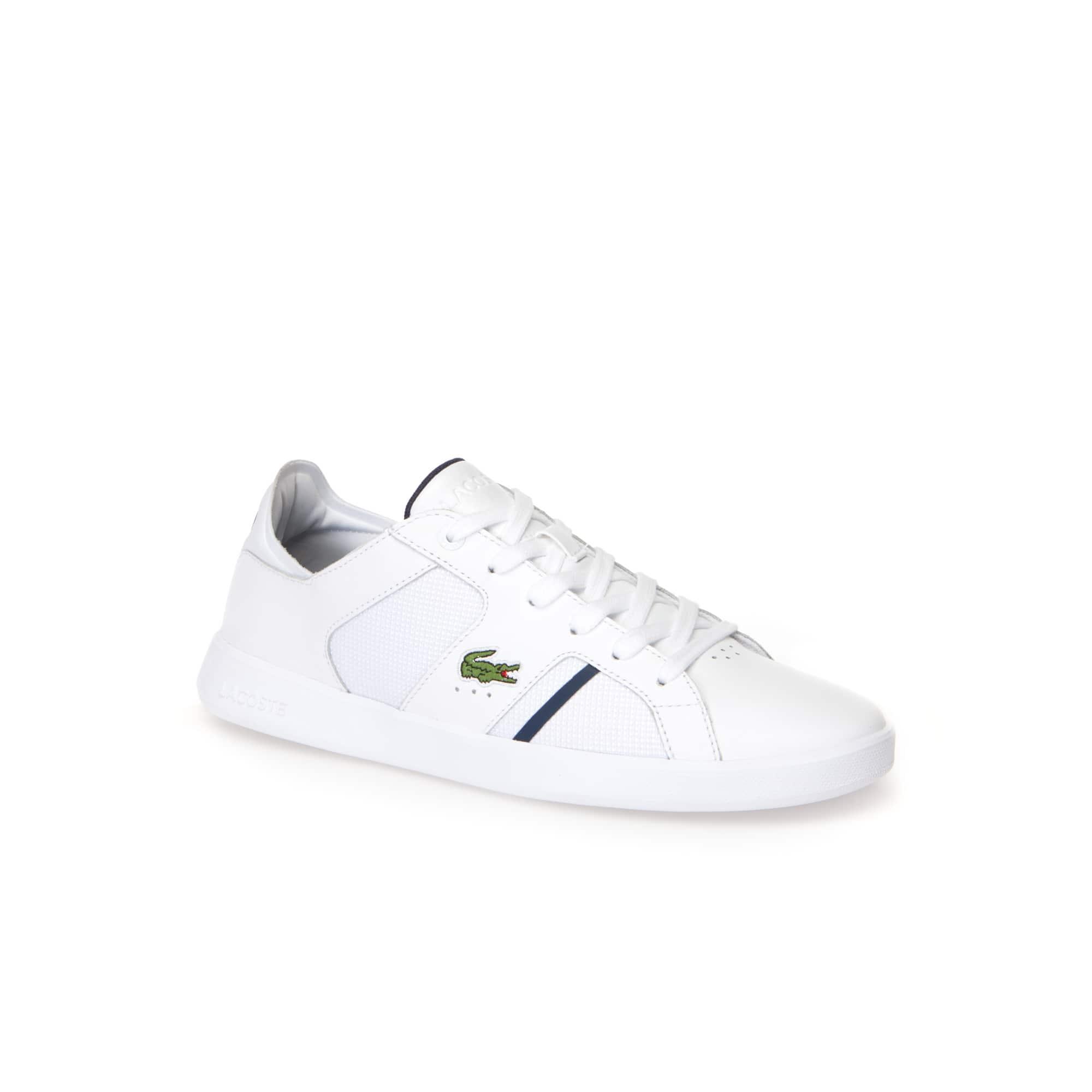 Sneakers Novas homme en cuir nappa et résille