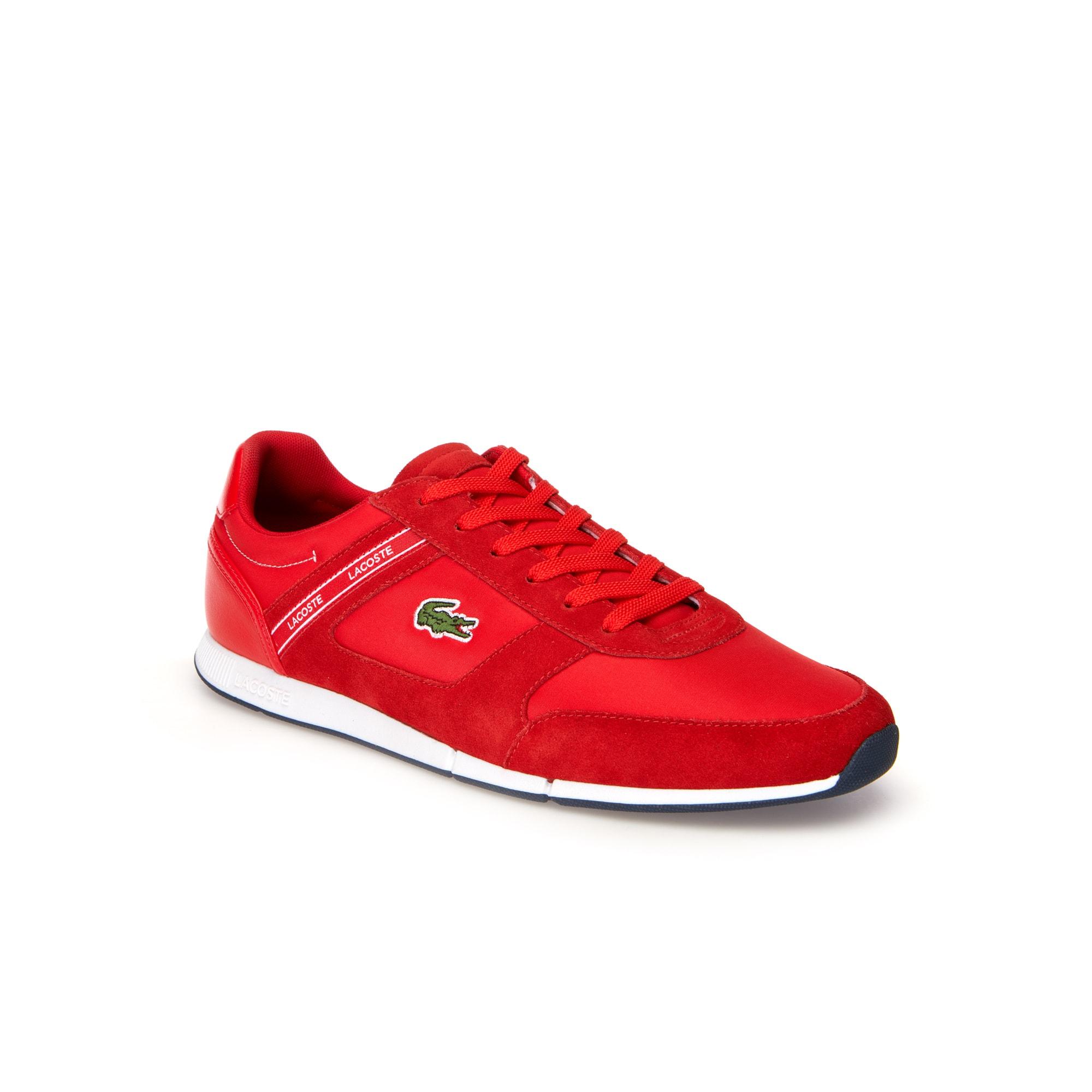 Sneakers Menerva Sport homme en suède