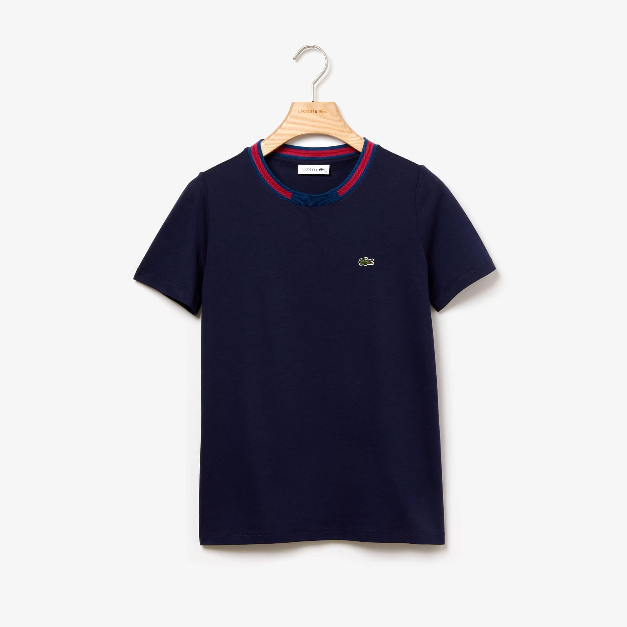 bcbbc07ef71f9 T-shirts | Vêtement Femme | LACOSTE