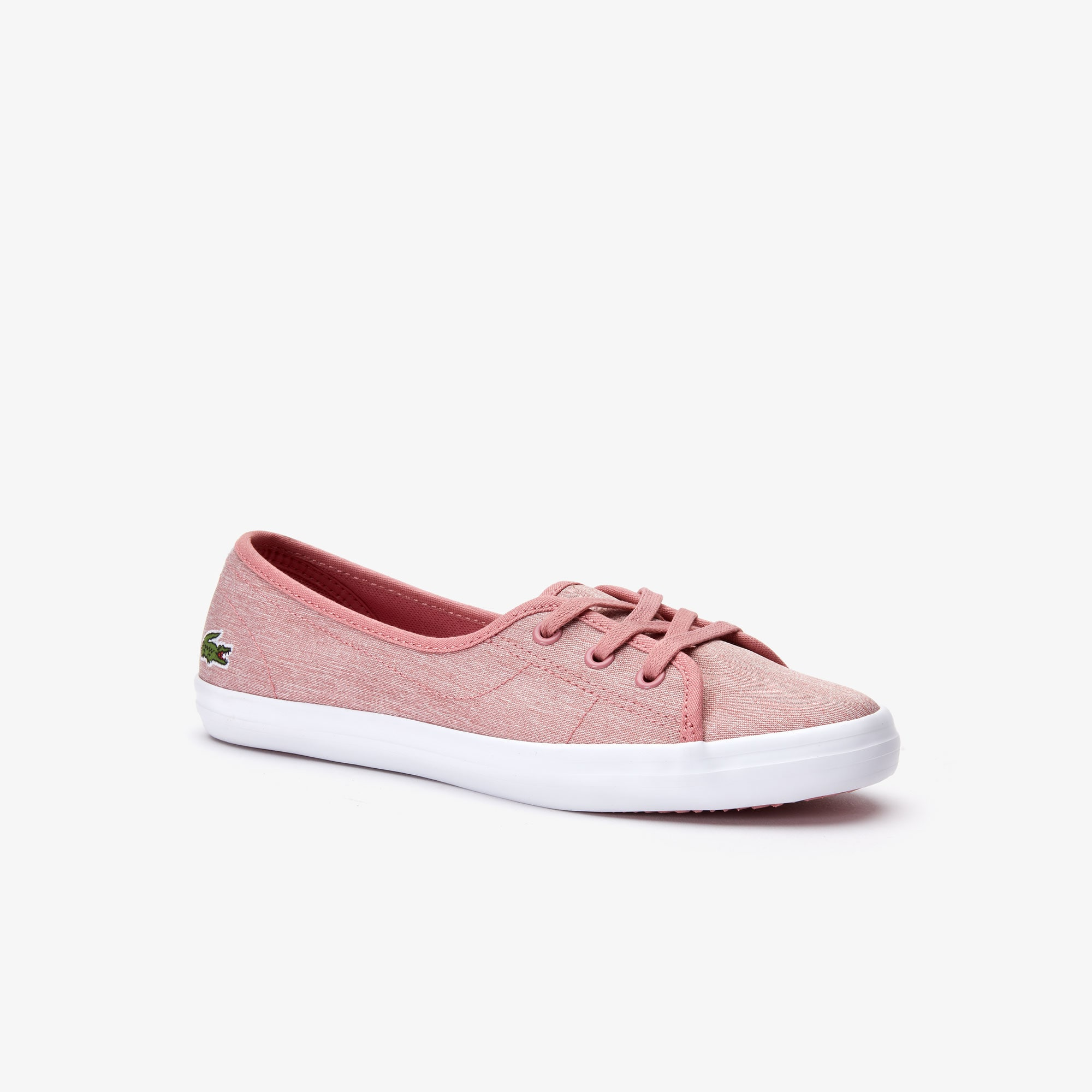 1f0a4ffdb86c4 Chaussures en toile | Chaussures Femme | LACOSTE