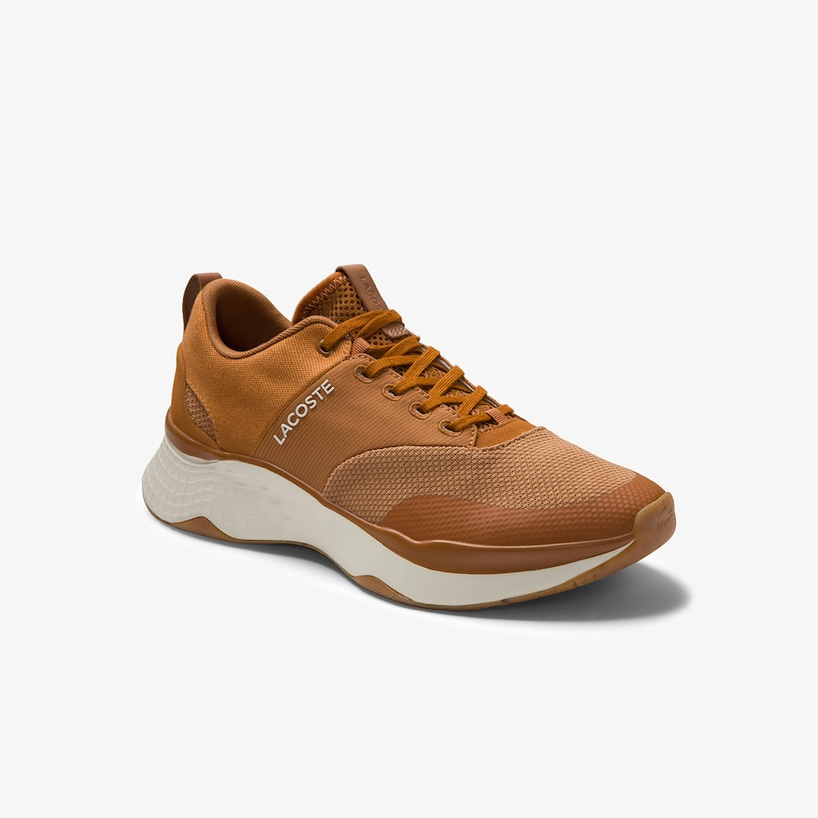 Sneakers Court-Drive Plus homme color-block en tissu