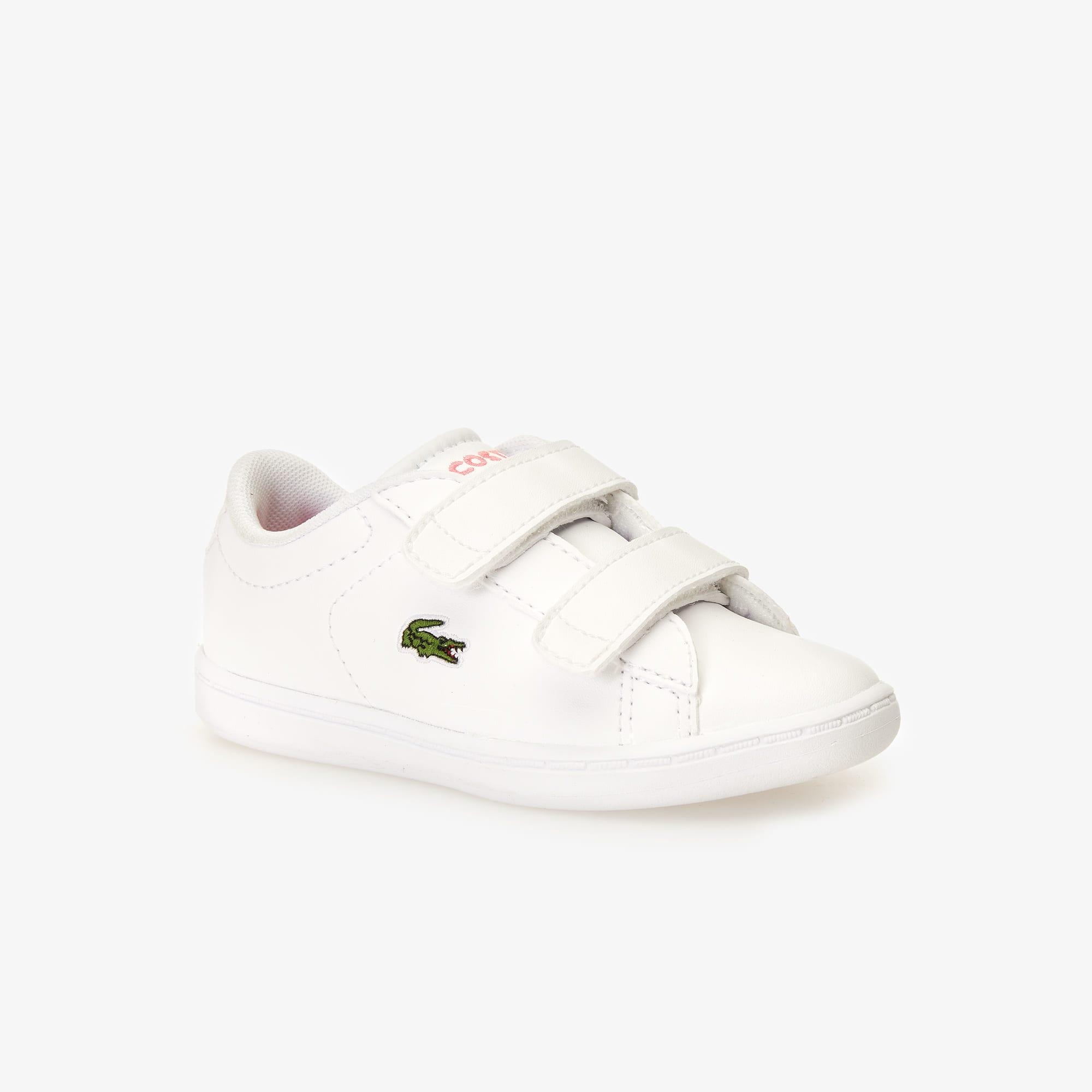 3a0bb27325 Sneakers Carnaby Evo bébé en synthétique avec crocodile vert