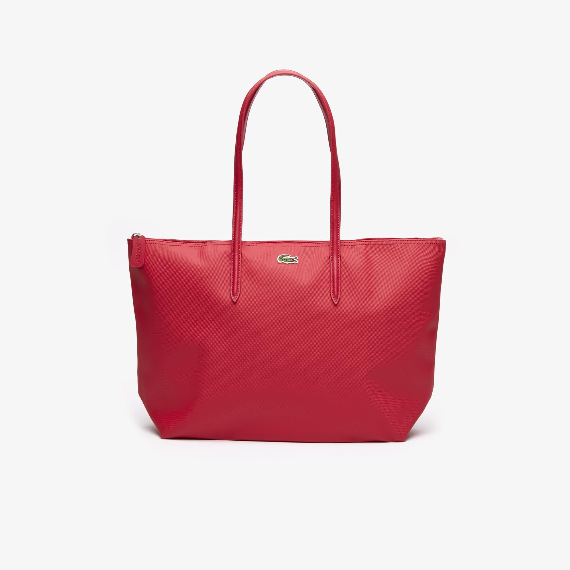 7e23388fbd223 Sacs à main cuir, sacs cabas | Maroquinerie femme | LACOSTE