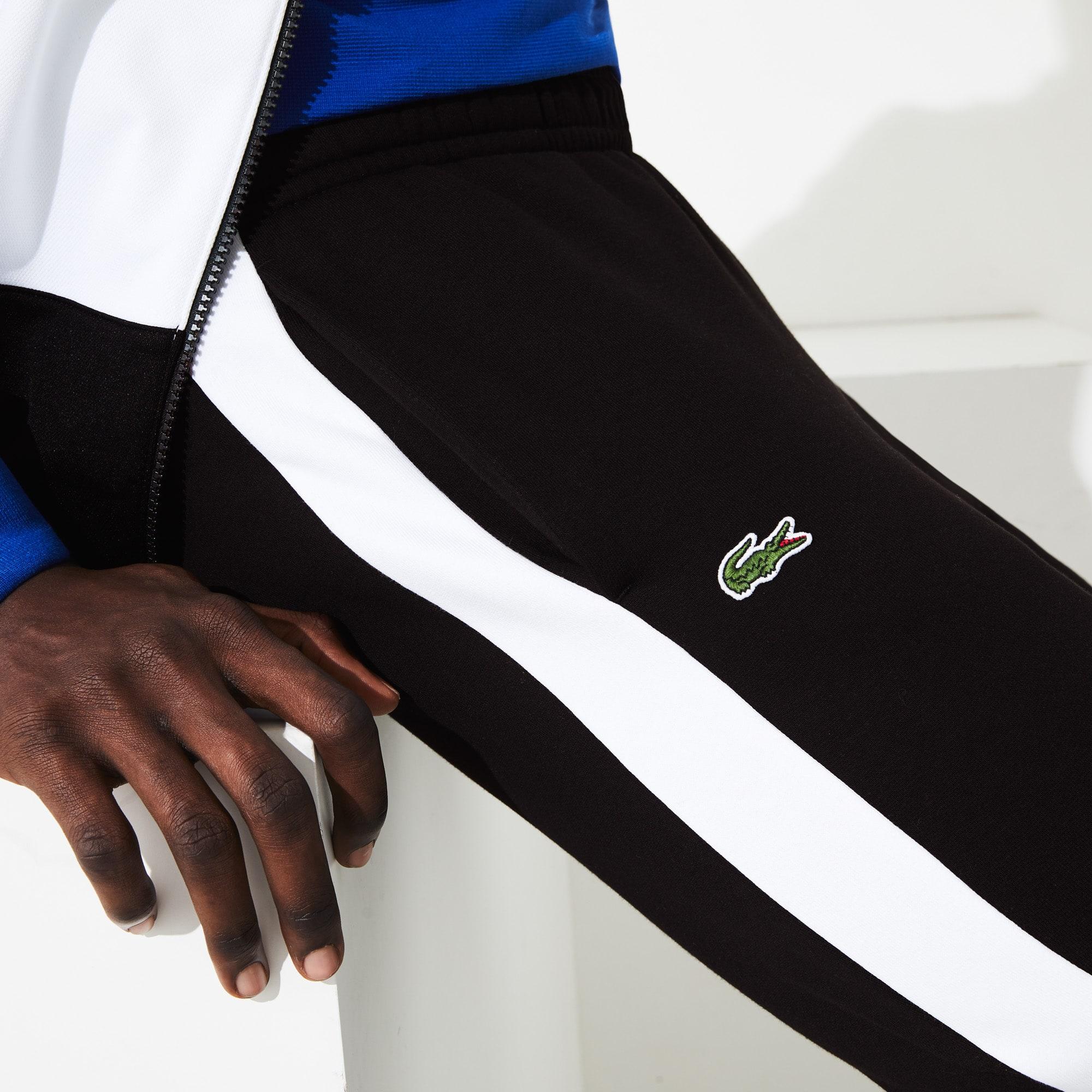 98b2c785bf Jogging Tennis Lacoste SPORT en molleton bicolore | LACOSTE