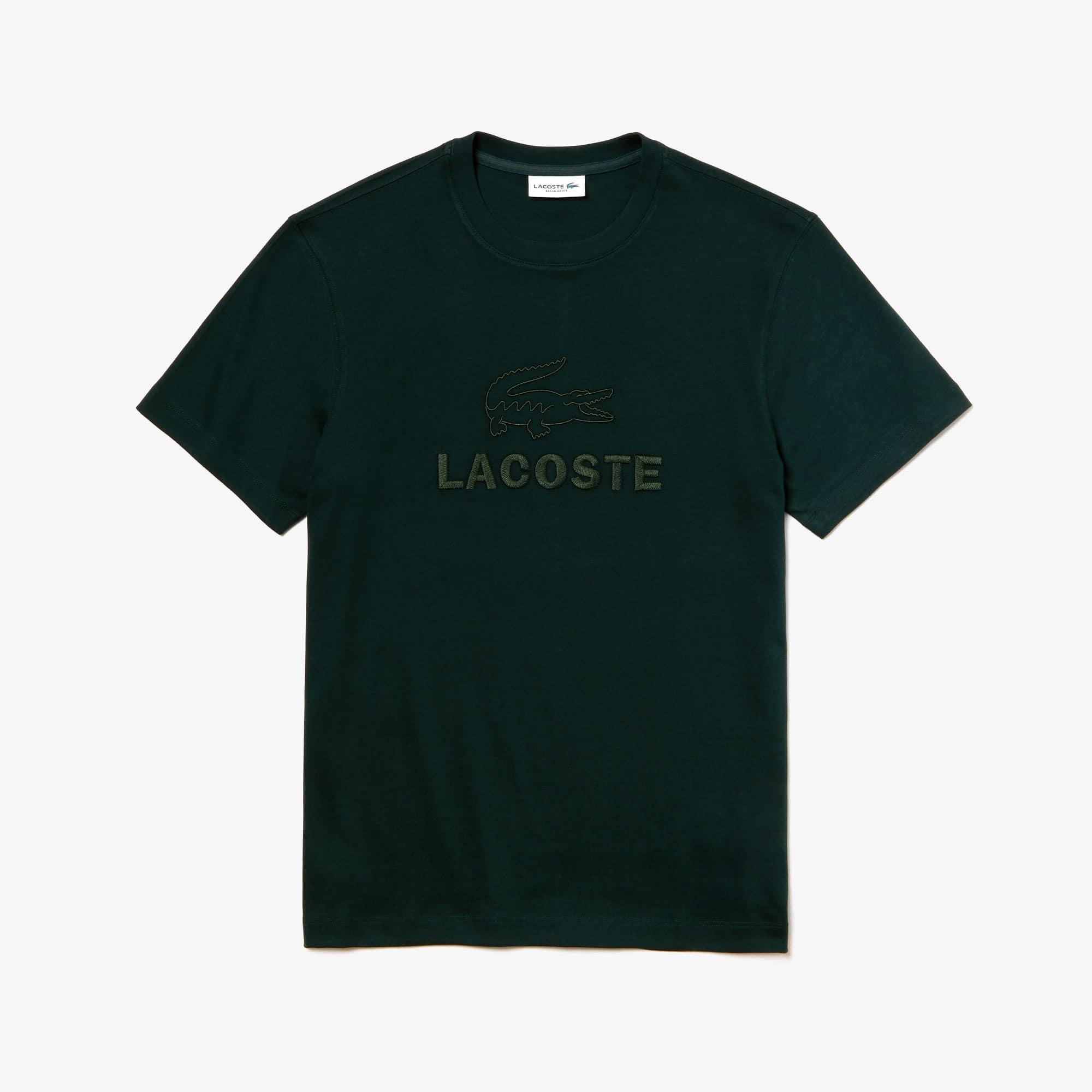 b046c283eece8 T-Shirts | Vêtements Homme | LACOSTE