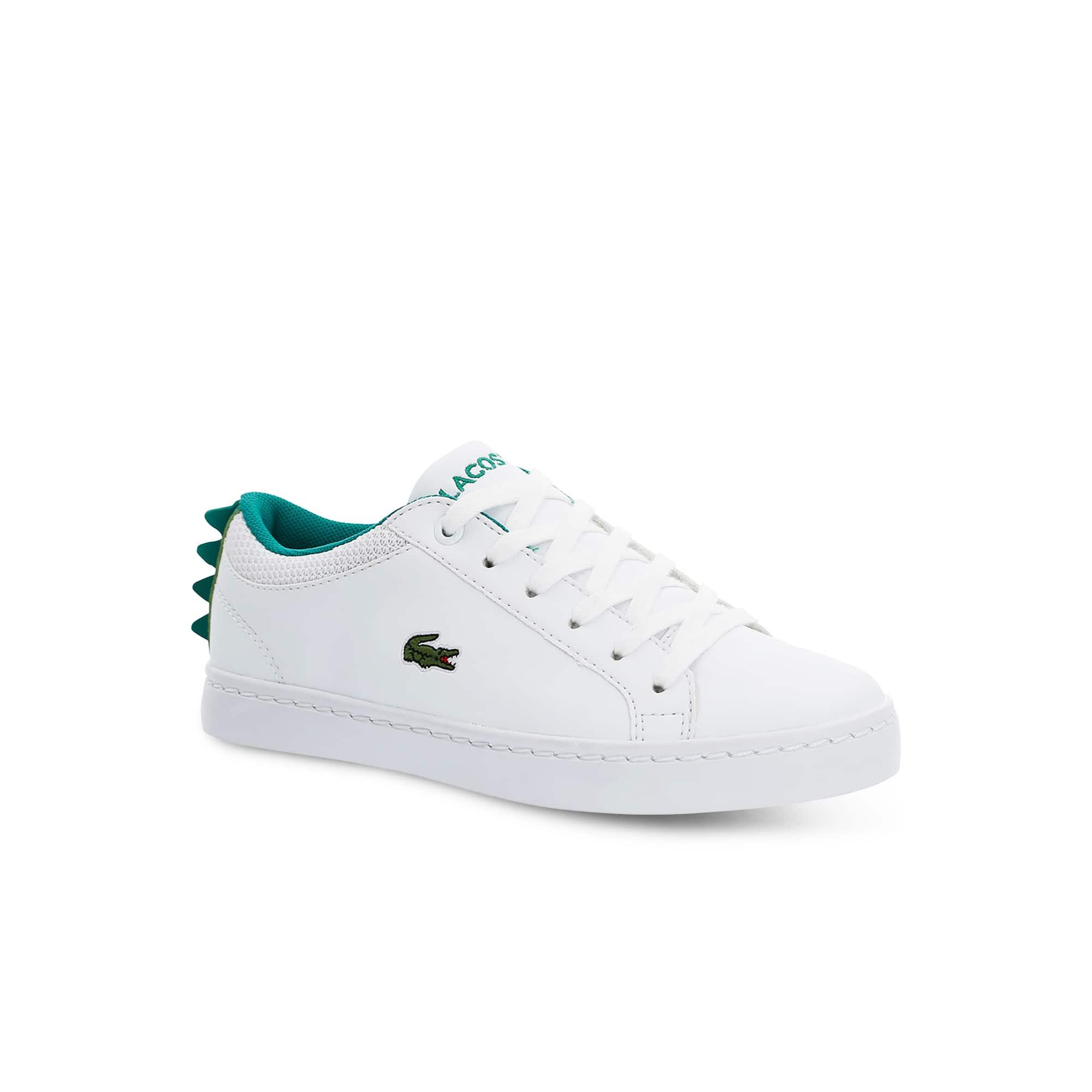 e659f3cb30 Chaussures enfant : derbies & sneakers enfant | LACOSTE