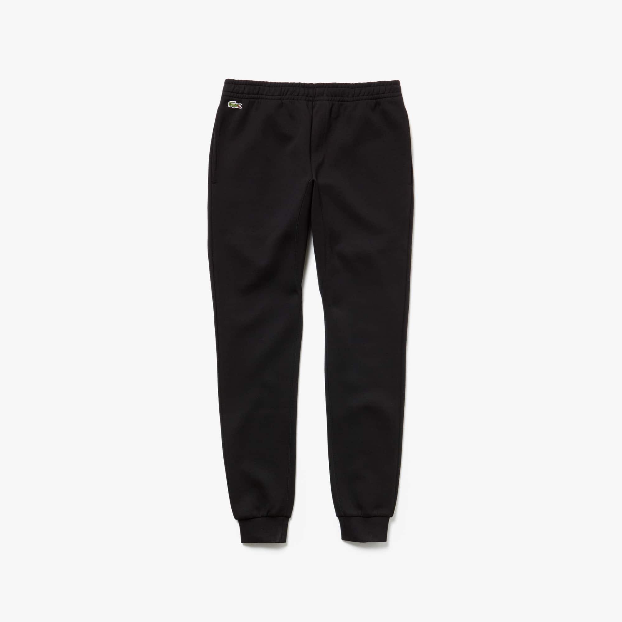 Pantalon de survêtement Tennis Lacoste SPORT en molleton