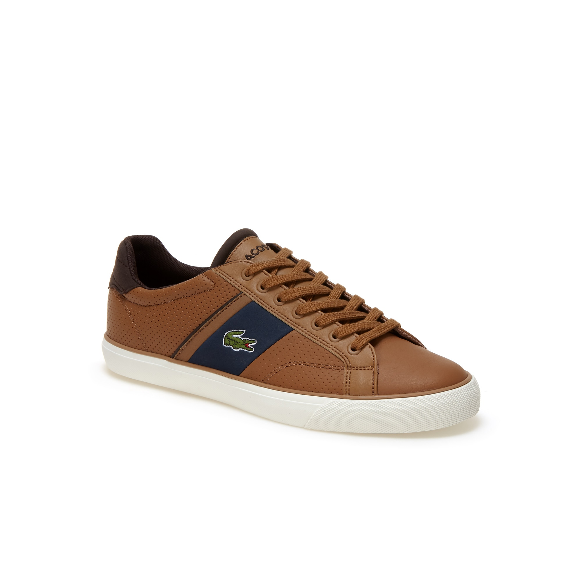 Sneakers Fairlead en cuir