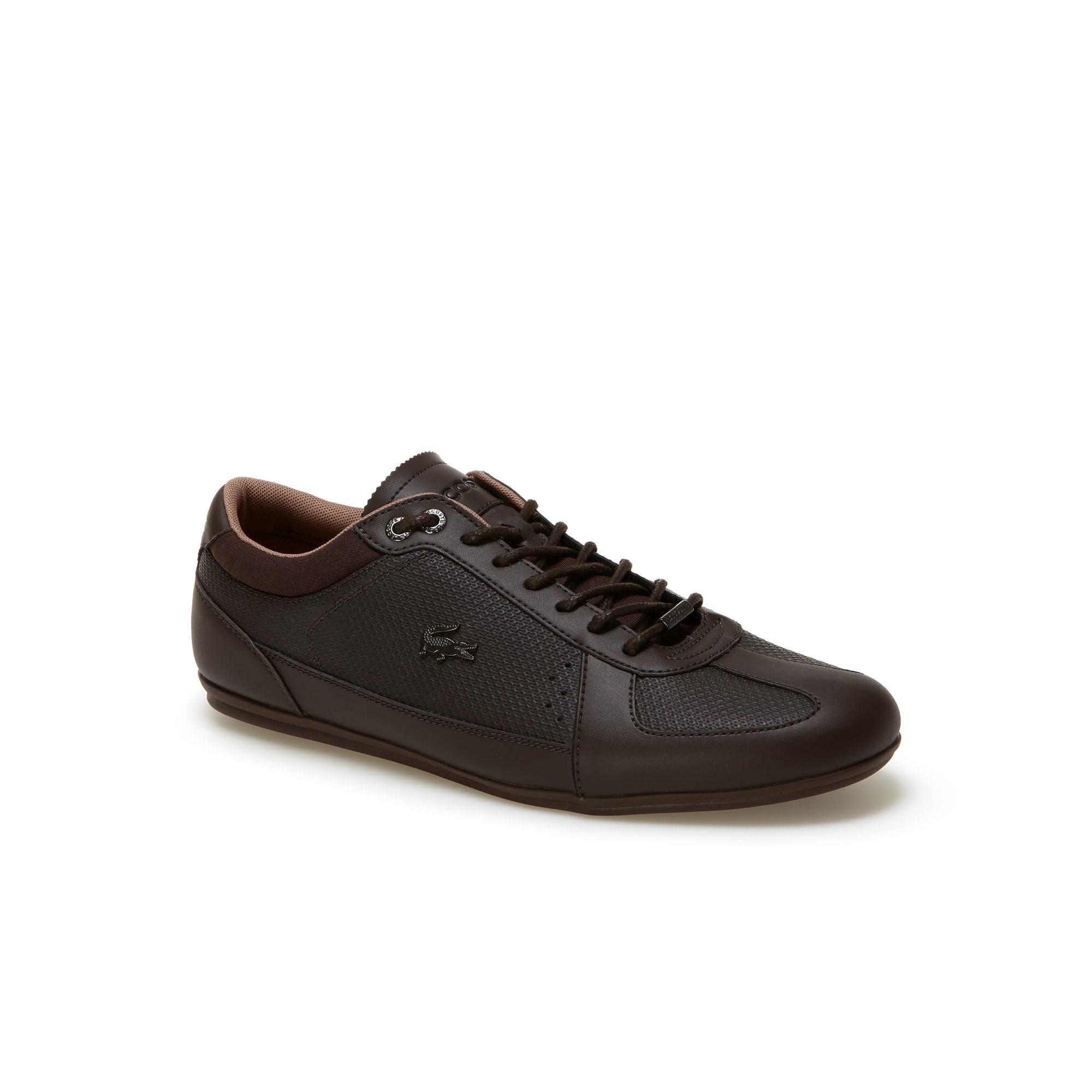 Sneakers Evara en cuir