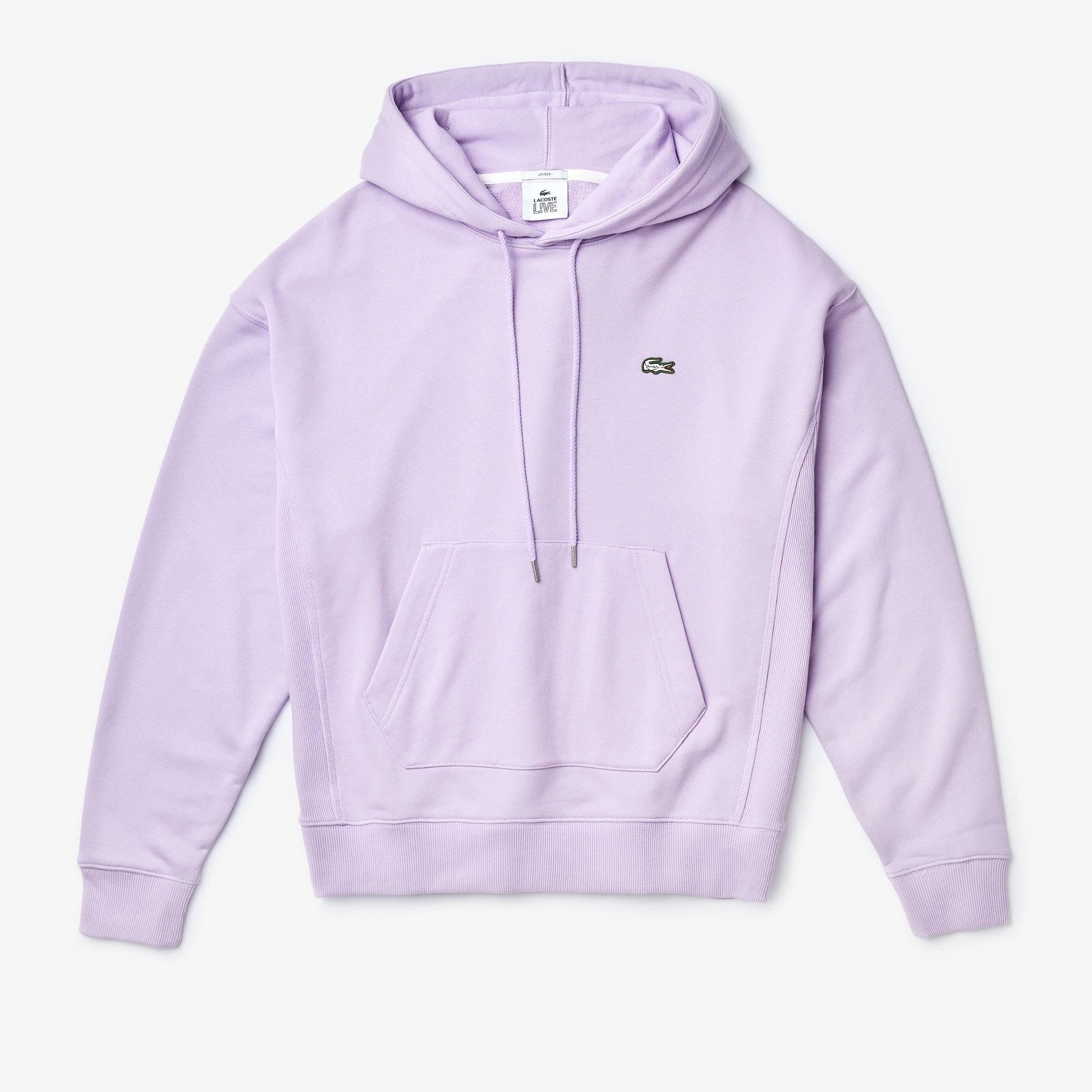 sweatshirt a capuche lacoste