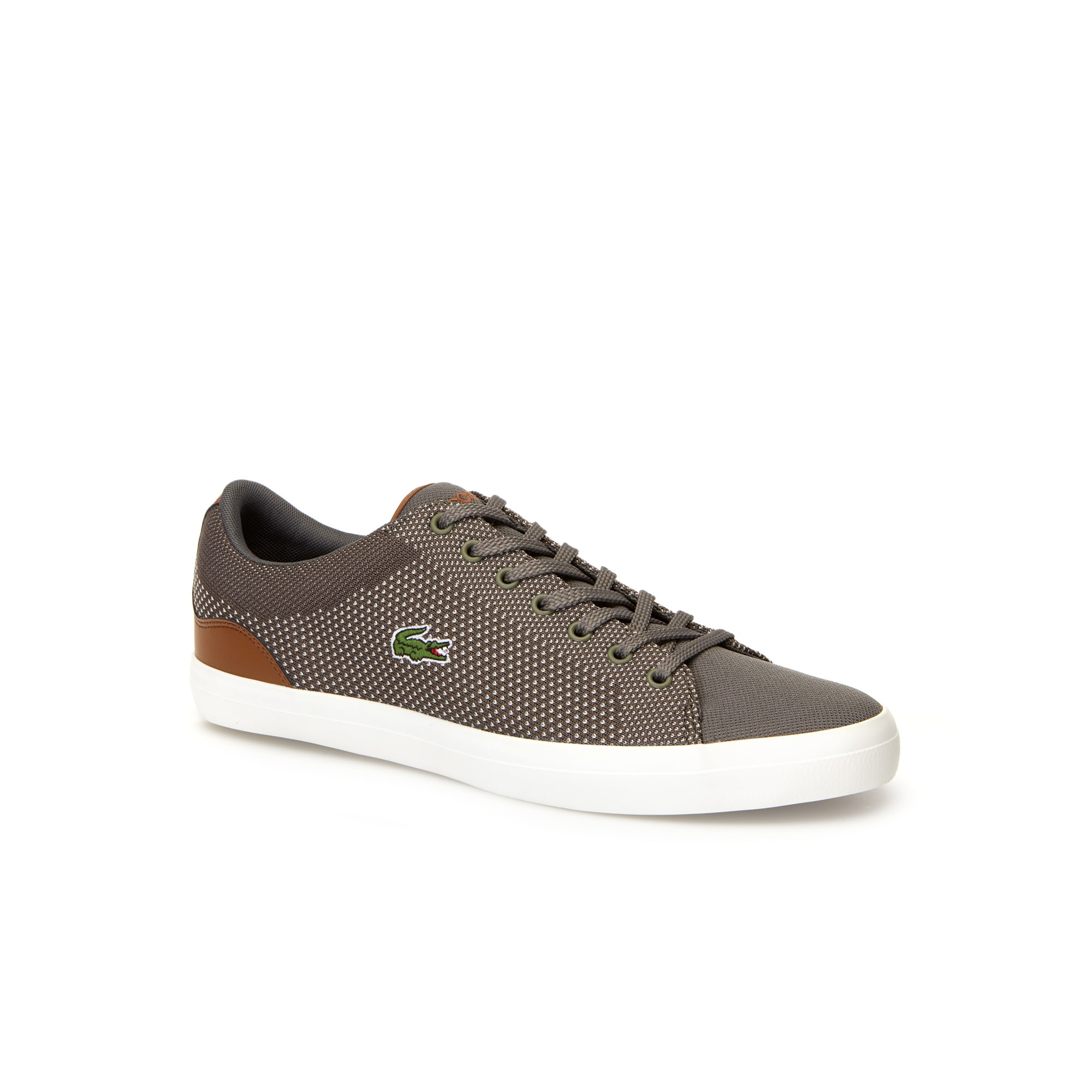 Sneakers Lerond homme textile jacquard