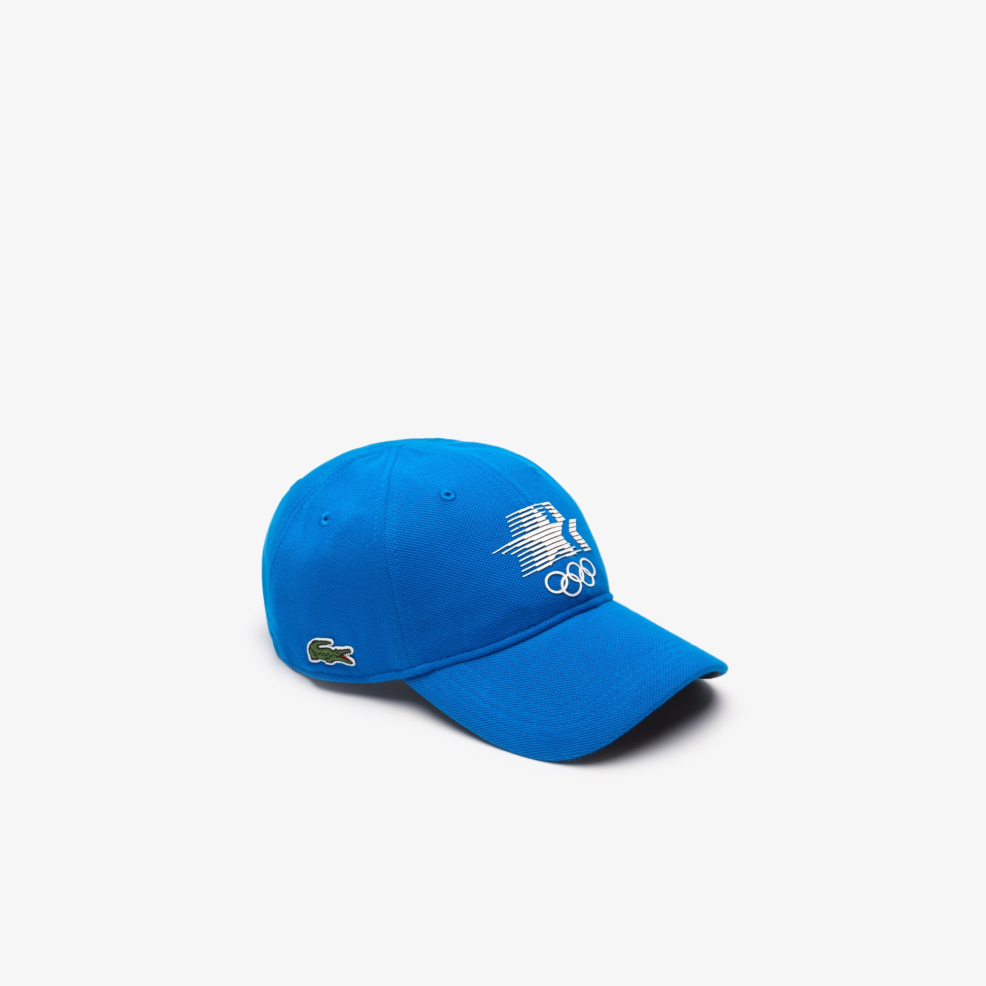 Casquette Olympic Heritage Collection by Lacoste en coton avec logo