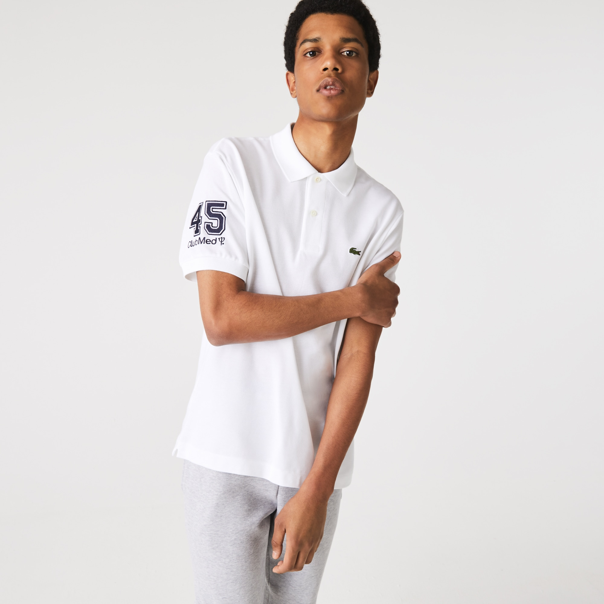 Polo Lacoste L.12.12 Club Med