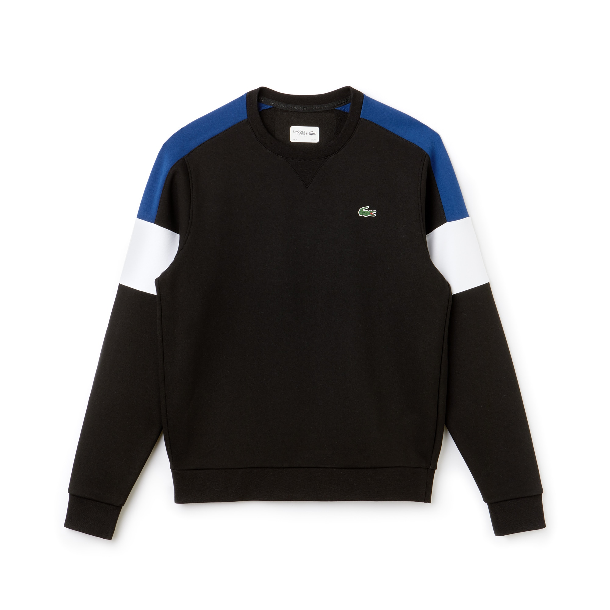 Sweatshirt Tennis Lacoste SPORT en molleton color block