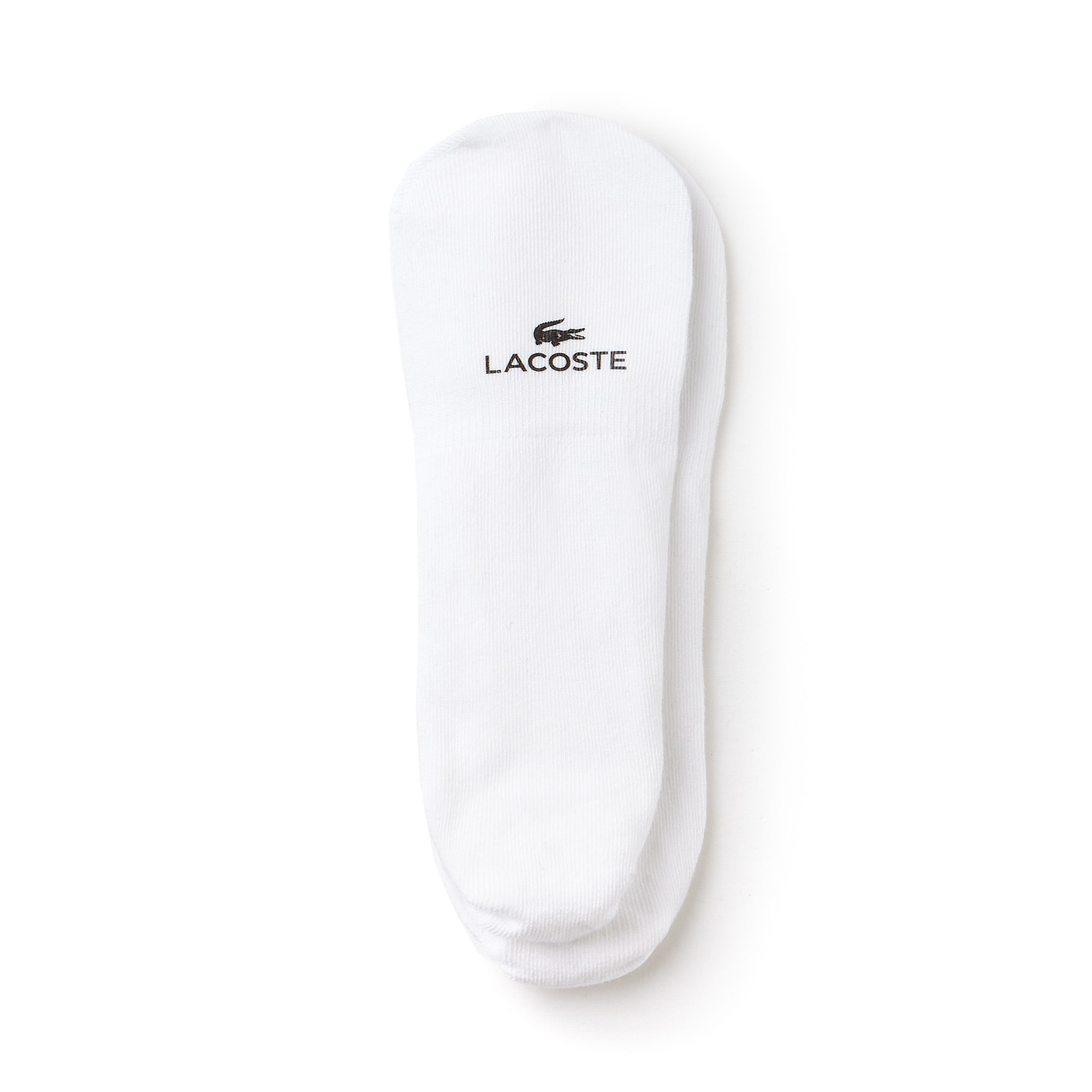 Socquettes invisibles en jersey