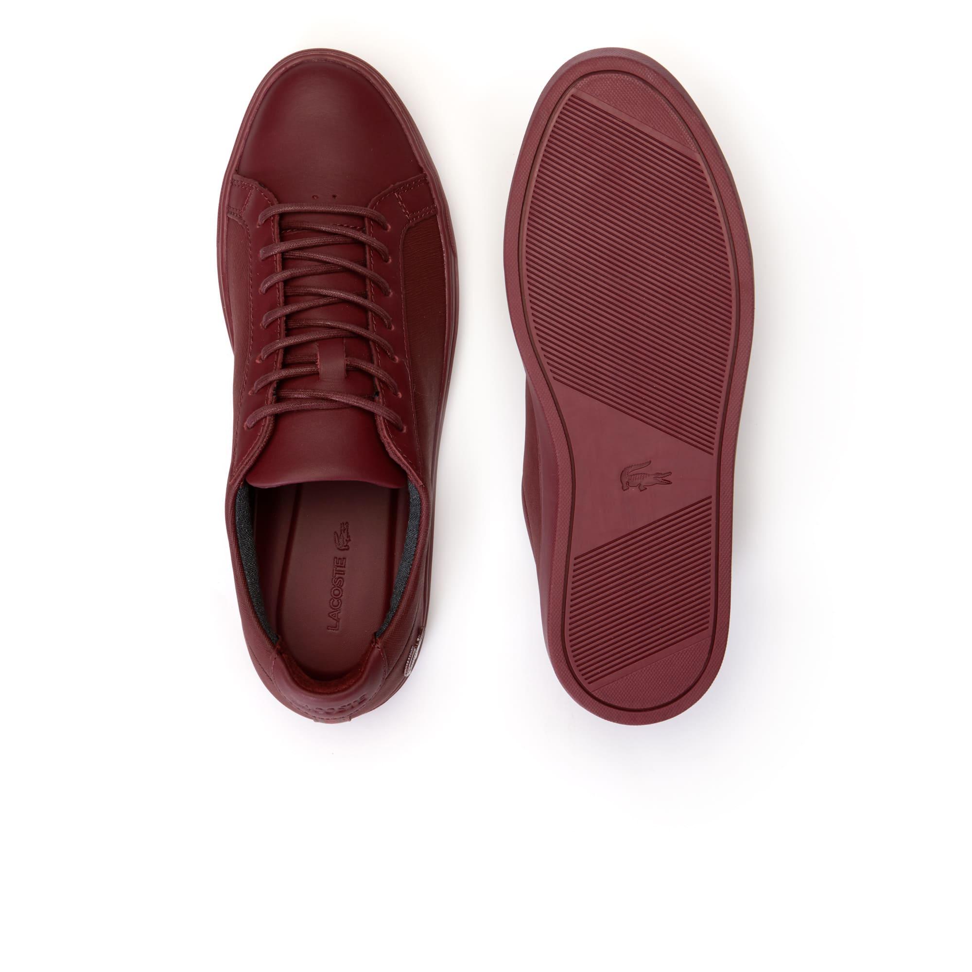 Lacoste - Sneakers L.12.12 homme en cuir de qualité supérieure - 4