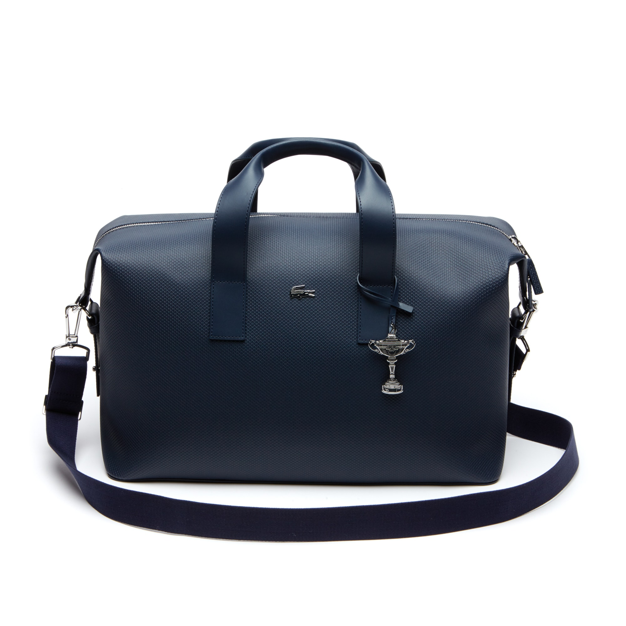 Sac weekend Golf Lacoste SPORT Ryder Cup en cuir