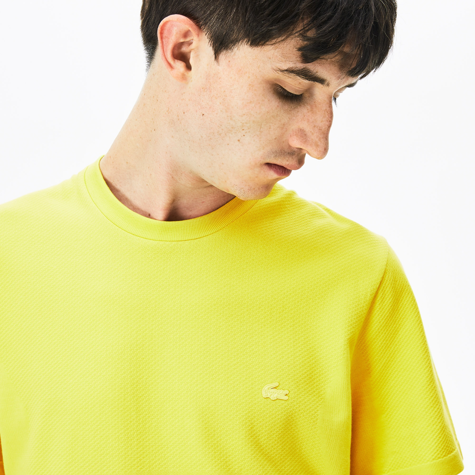 T-shirt Lacoste Motion respirant