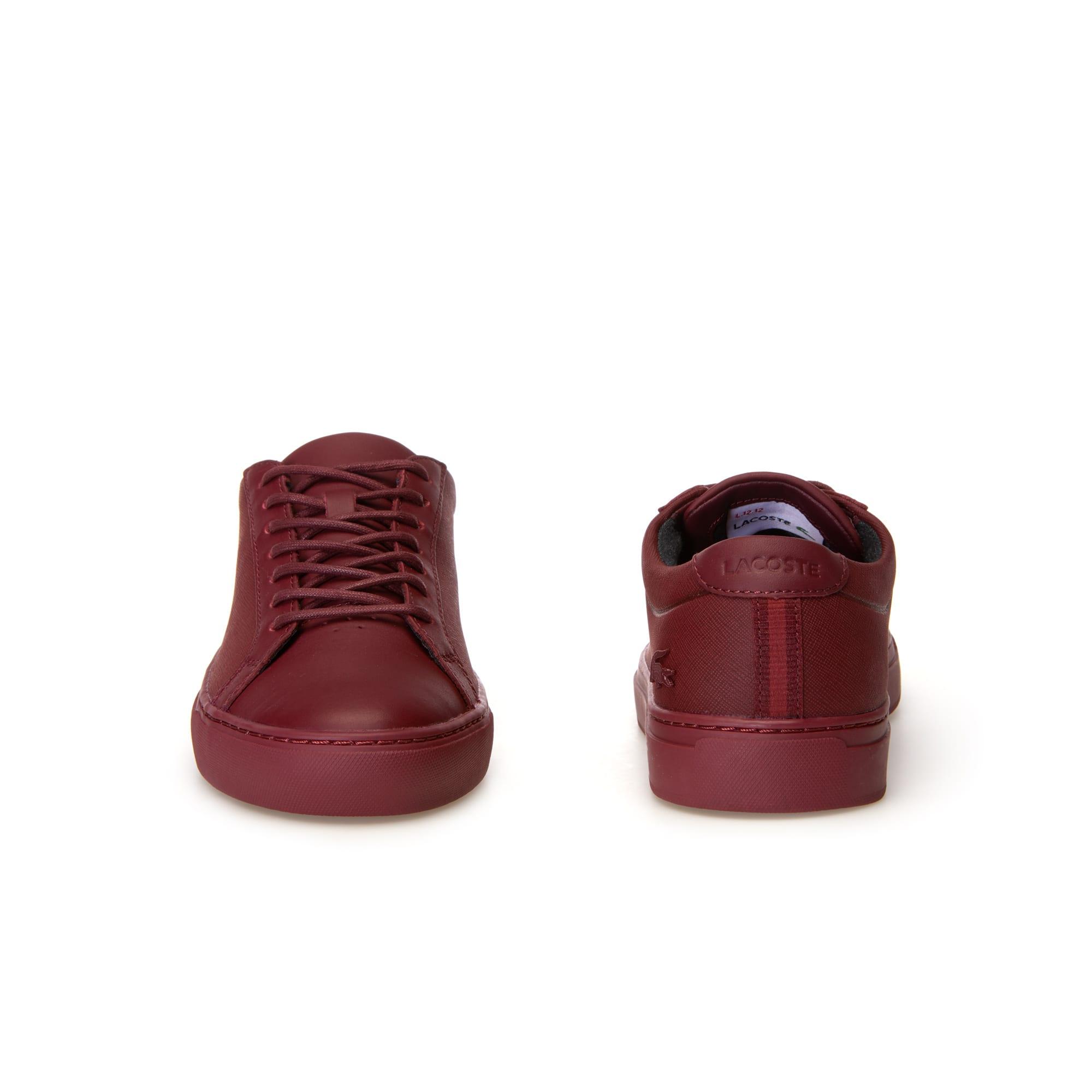 Lacoste - Sneakers L.12.12 homme en cuir de qualité supérieure - 5