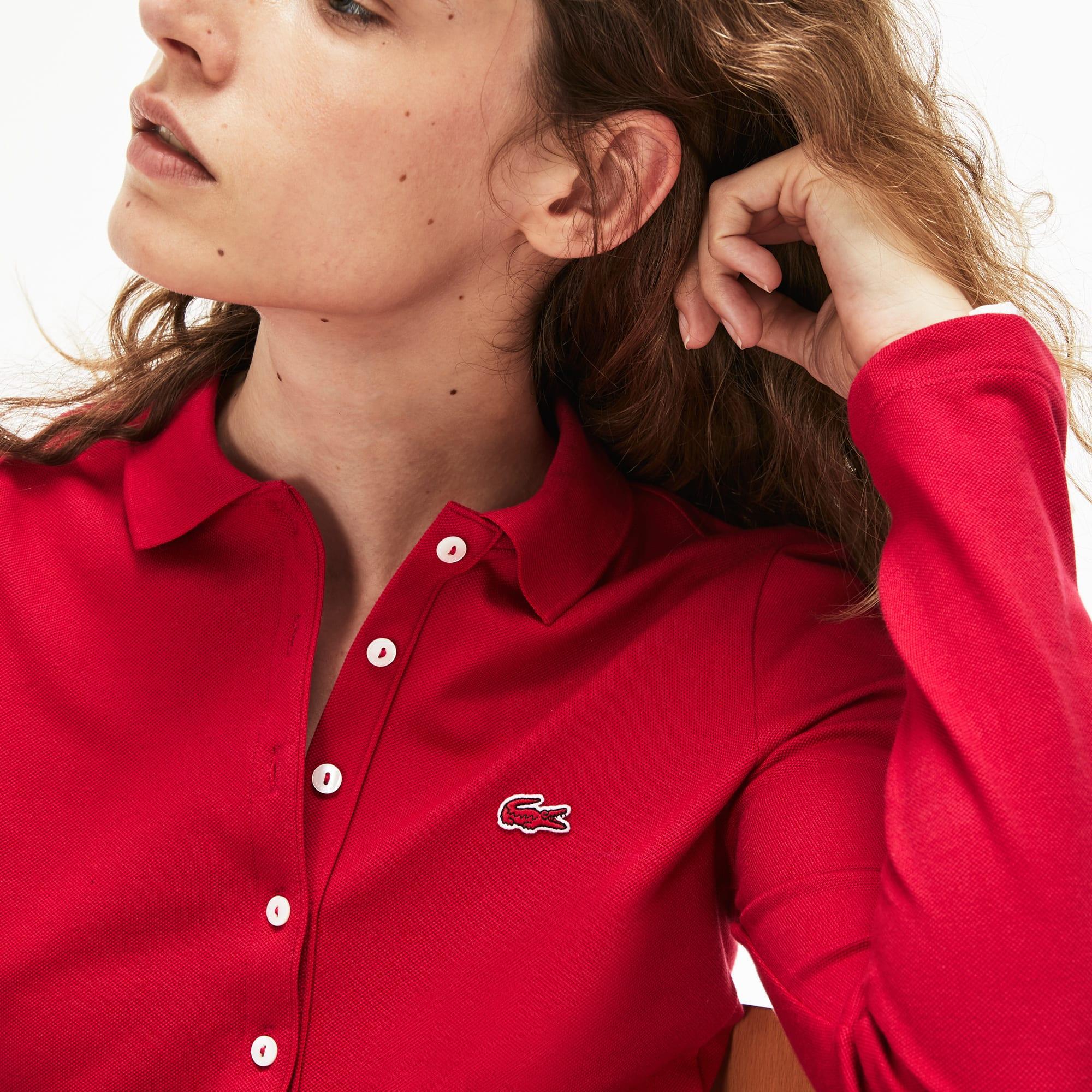 Polos femme   Vêtements Femme   LACOSTE 46b56518eb4c