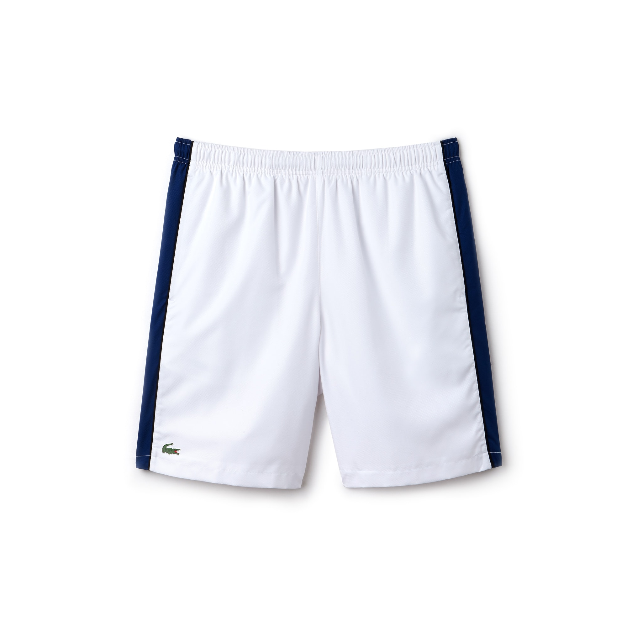Short LACOSTE SPORT COLLECTION NOVAK DJOKOVIC en taffetas color block