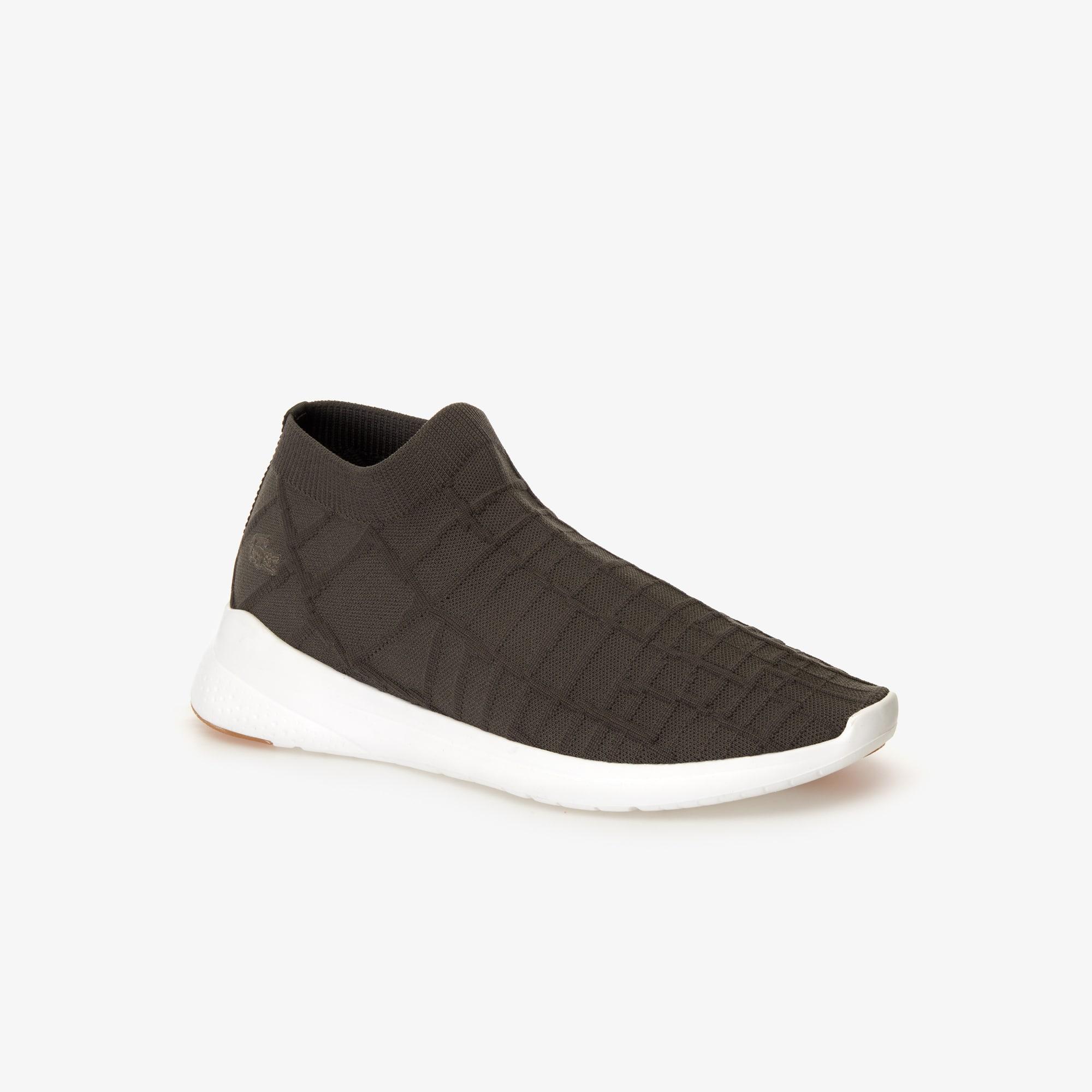 69528a30cf9 Sneakers LT Fit Sock homme avec crocodile ton sur ton