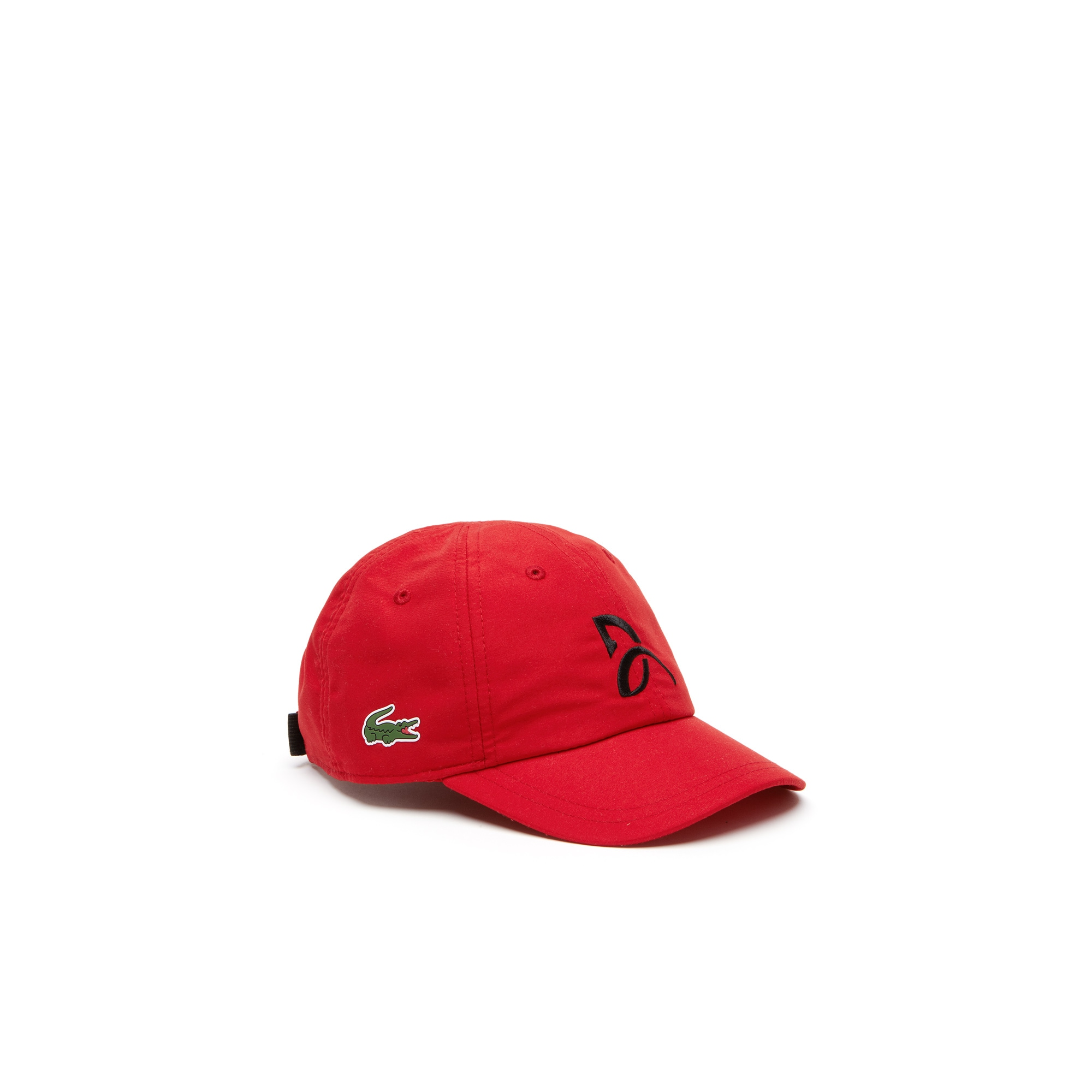 Casquette Garçon Lacoste SPORT COLLECTION NOVAK DJOKOVIC SUPPORT WITH STYLE en microfibre