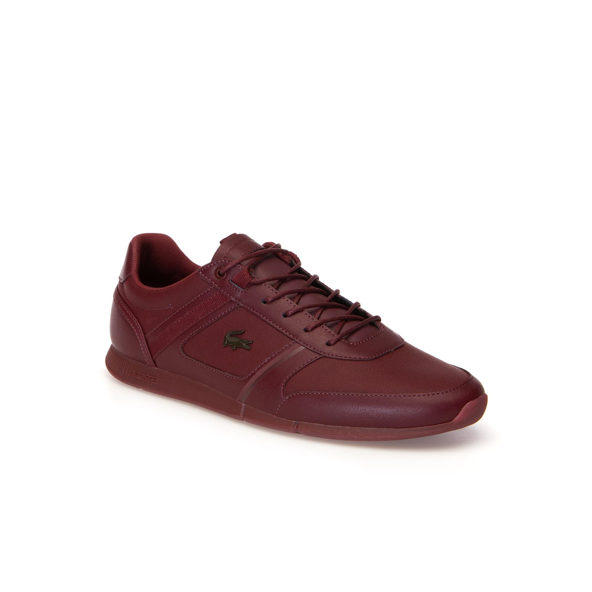 Sneakers Menerva homme en cuir