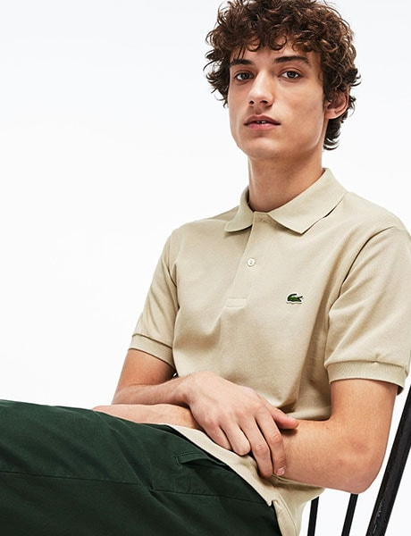 d503b87f1119 Polo shirts, shoes, leather goods | LACOSTE Online Boutique