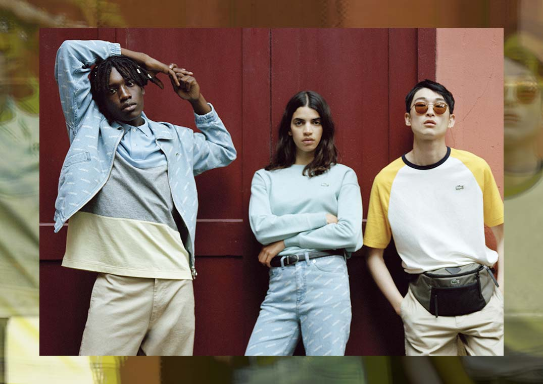 Lacoste L!ve<br/>Heritage Collection