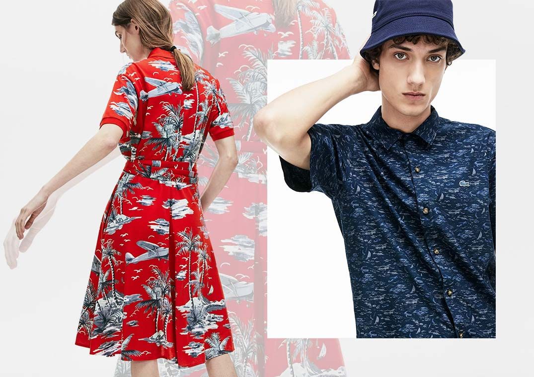 60aef7f04d Polo shirts, shoes, leather goods | LACOSTE Online Boutique