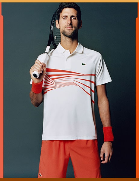 2a22de5574a5a Novak Djokovic Collection