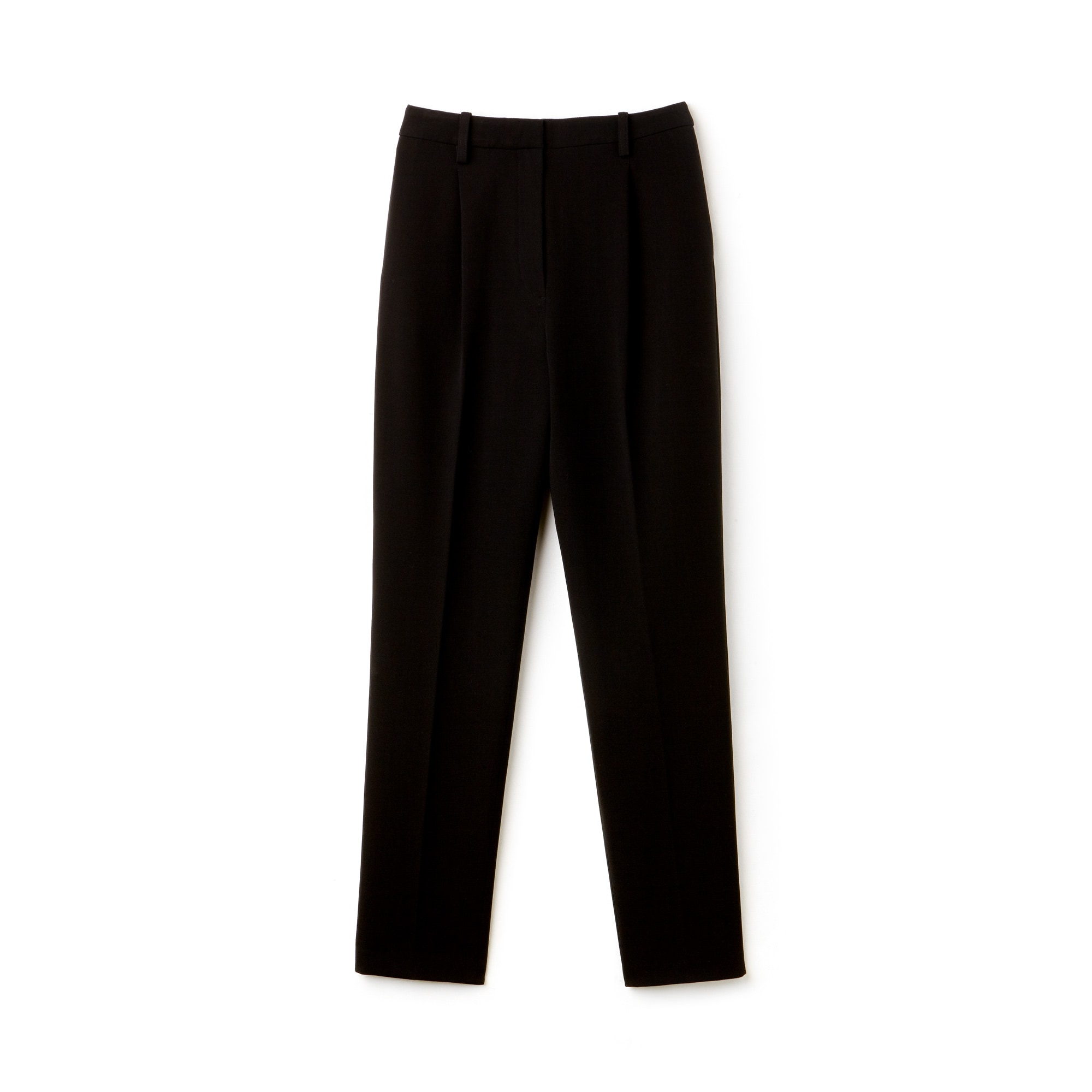 Women's Slim Fit Stretch Cotton Gabardine Carrot Pants