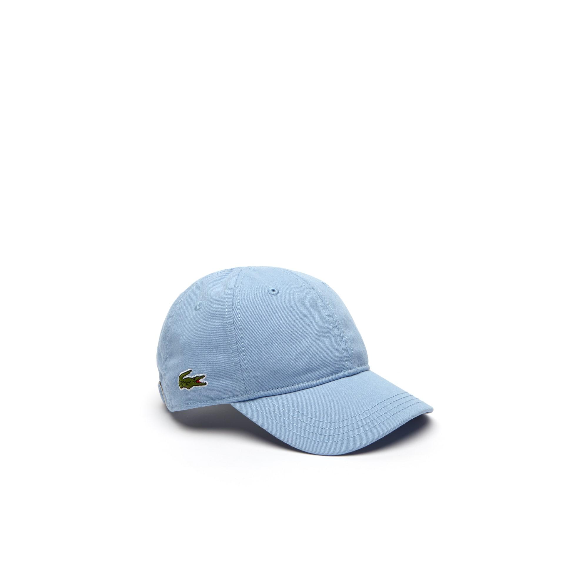 Boys' Solid gabardine cap