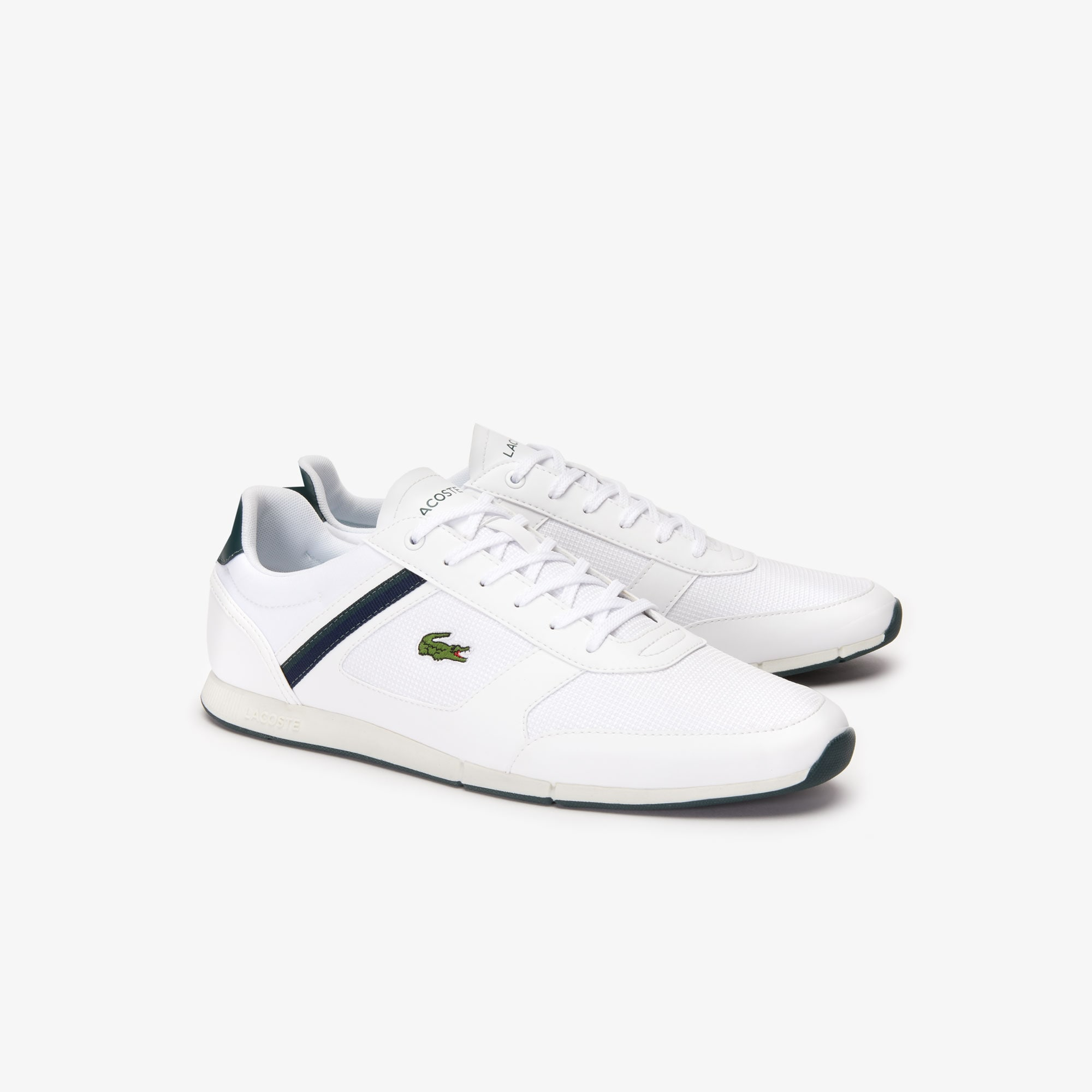 Men's Menerva Sport Synthetic and Textile Trainers