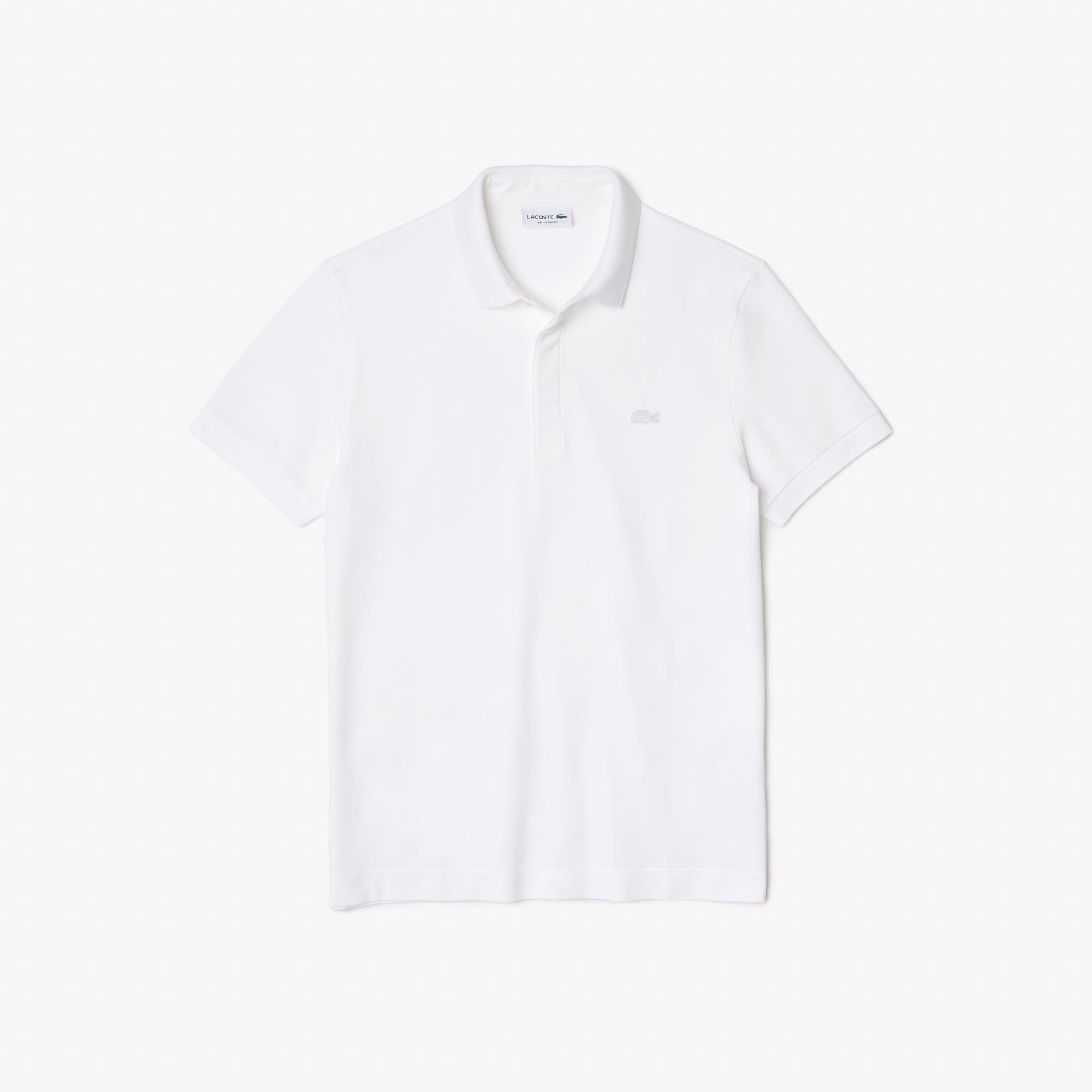 c055405e99 Men s Lacoste Paris Polo Shirt Regular Fit Stretch Cotton Piqué
